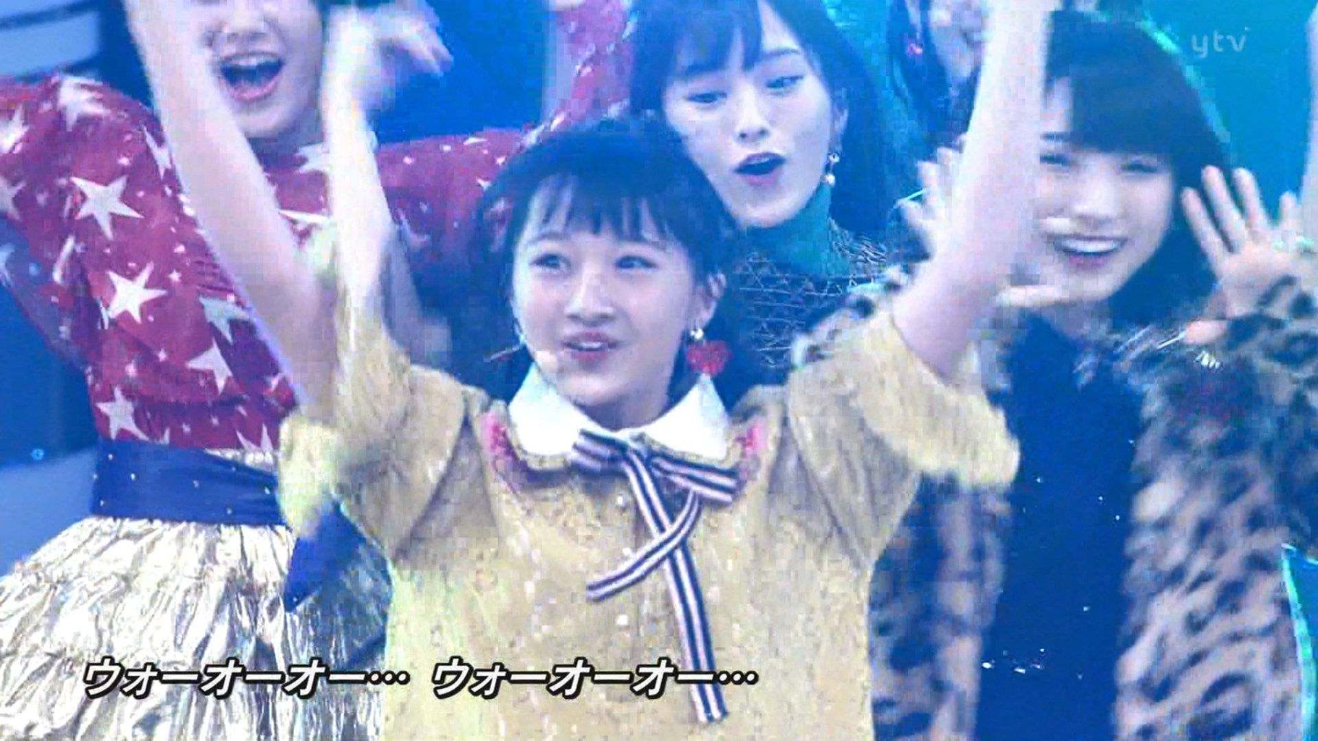 NMB48ワロタピーポーキャプ画像