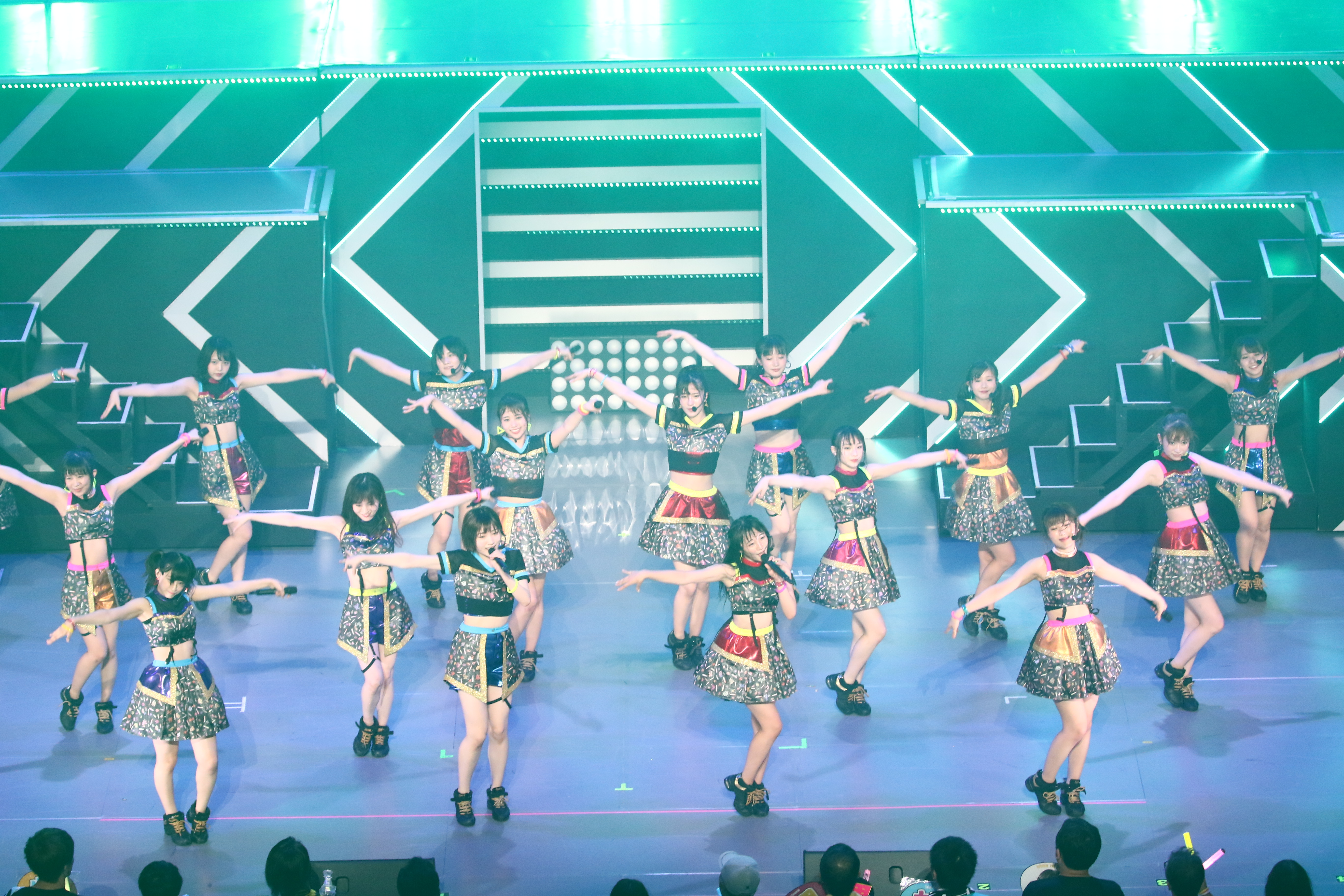 NMB48 LIVE TOUR 2018 in SUMMER 神奈川公演-014