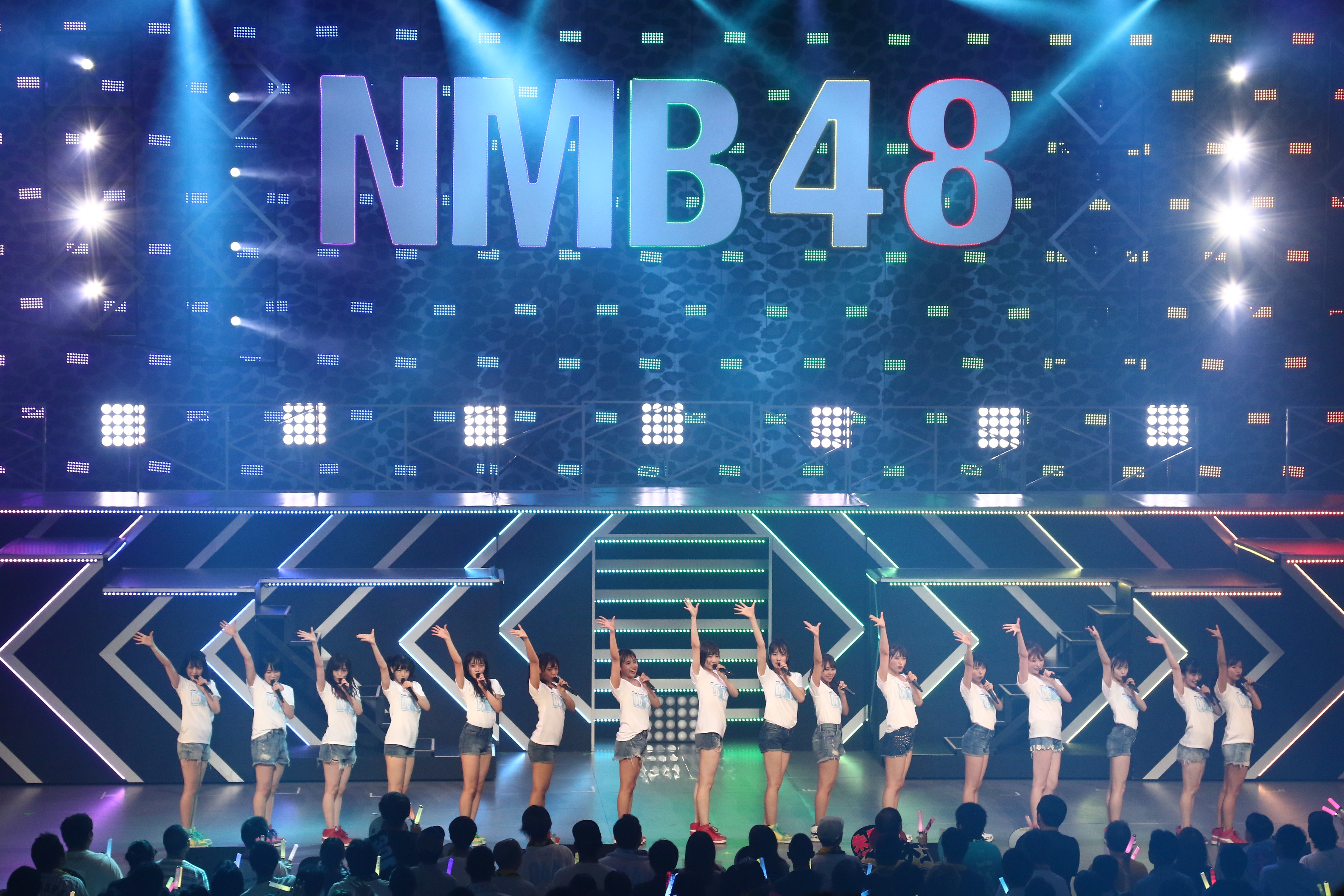NMB48 LIVE TOUR 2018 in SUMMER 神奈川公演-016
