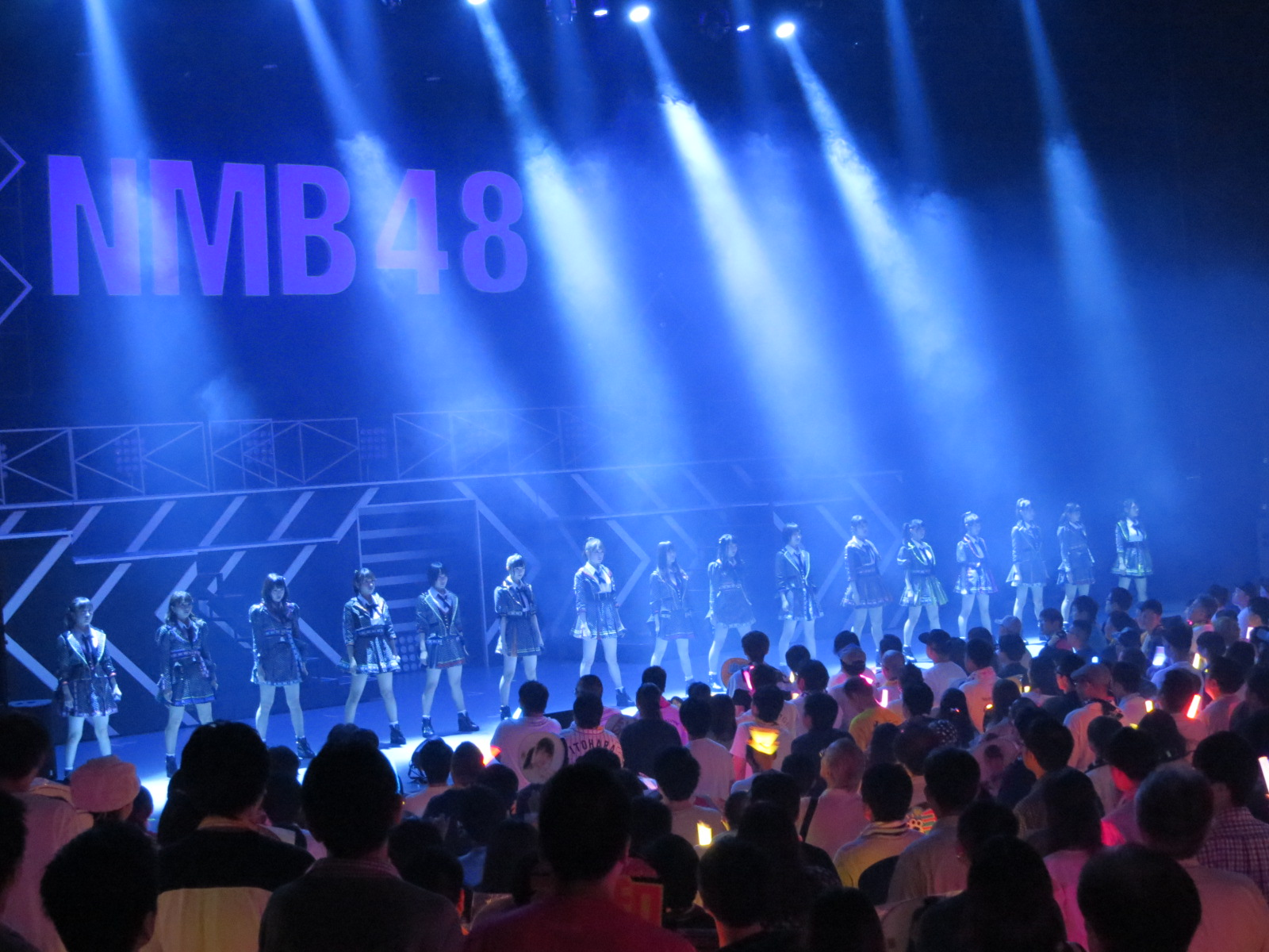 NMB48 LIVE TOUR 2018 in SUMMER 神奈川公演-026