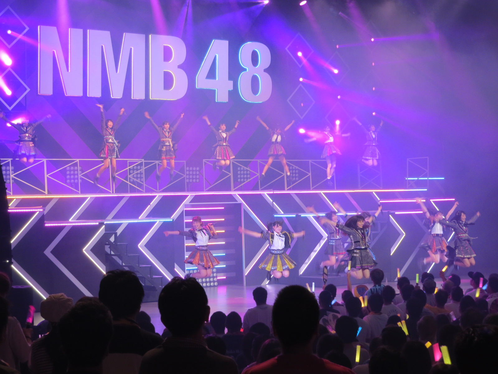 NMB48 LIVE TOUR 2018 in SUMMER 神奈川公演-030
