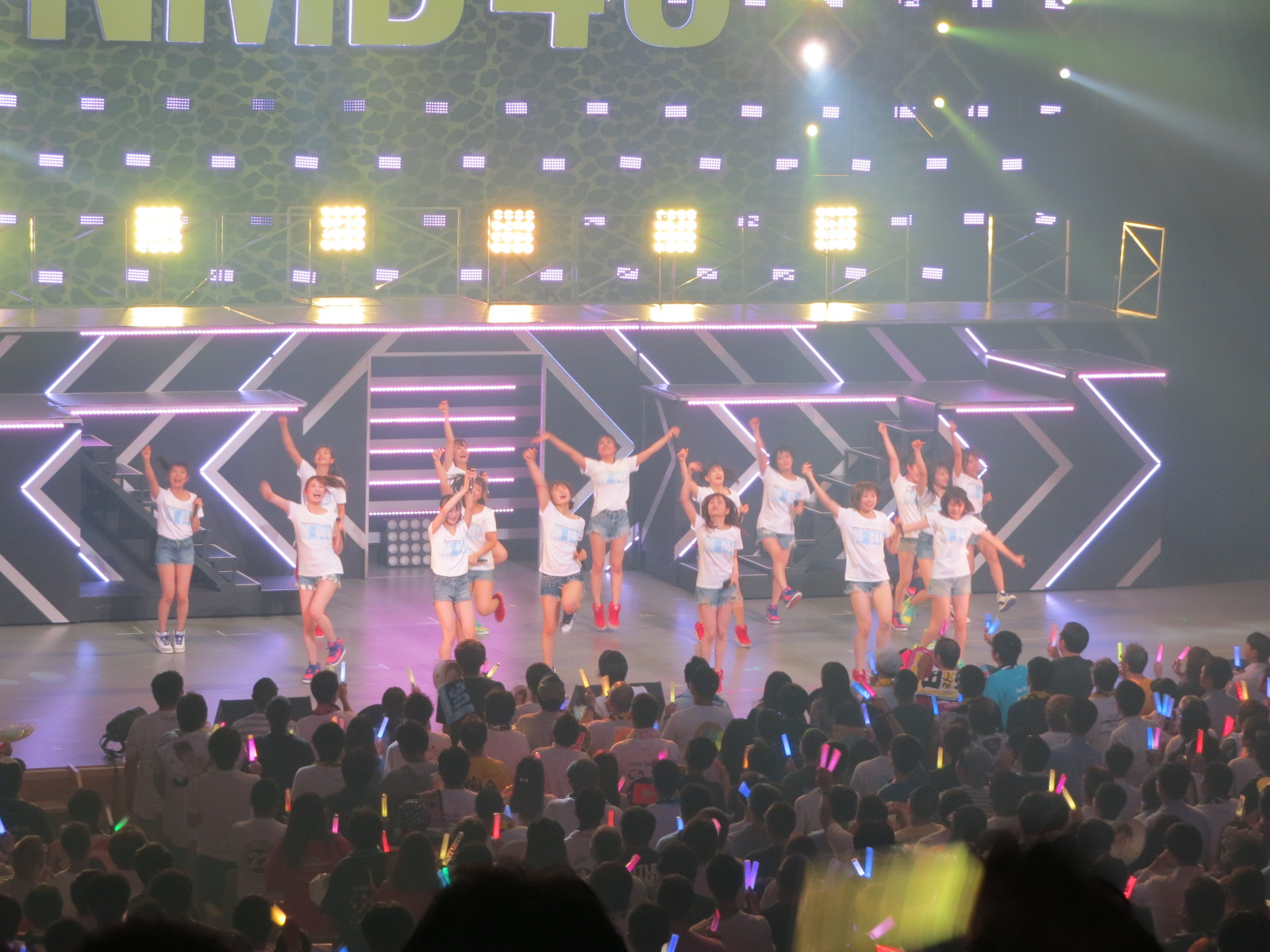 NMB48 LIVE TOUR 2018 in SUMMER 神奈川公演-035