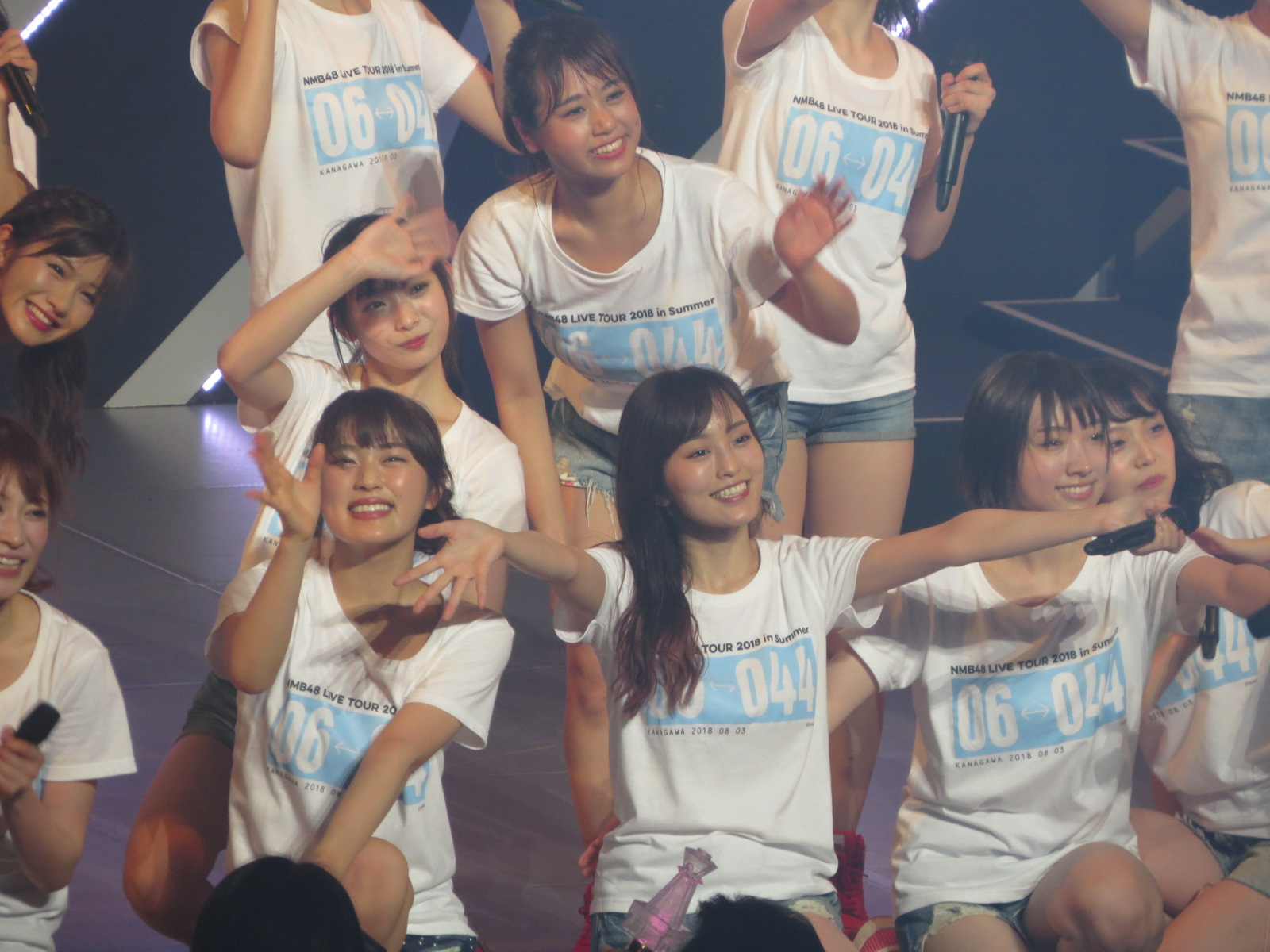 NMB48 LIVE TOUR 2018 in SUMMER 神奈川公演-039