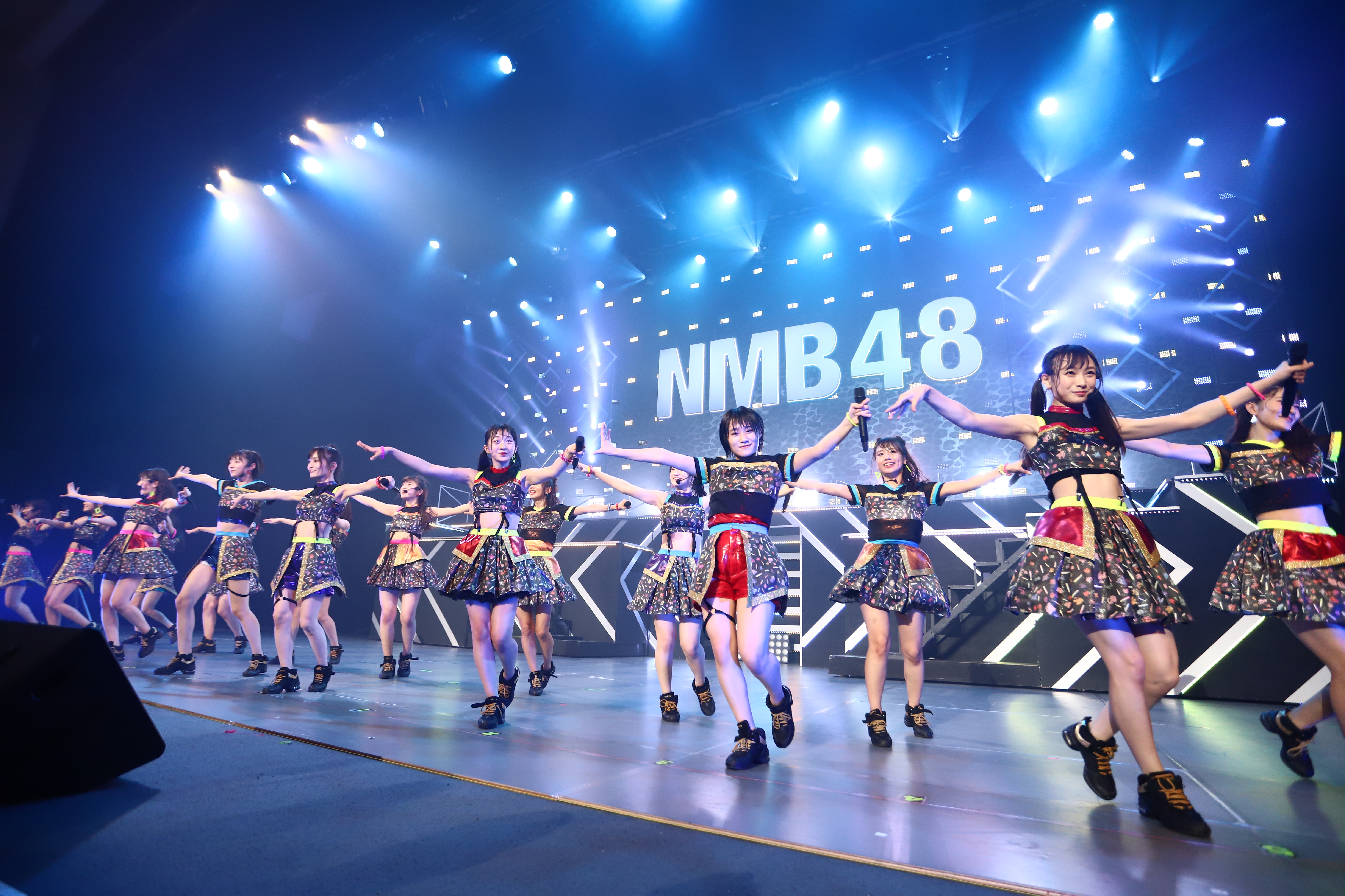 NMB48 LIVE TOUR 2018 in Summer・熊本-020