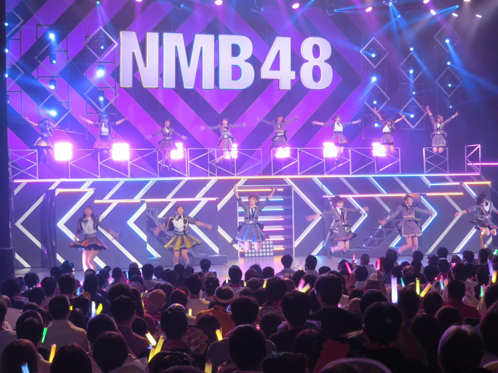 NMB48 LIVE TOUR 2018 in Summer・熊本-034