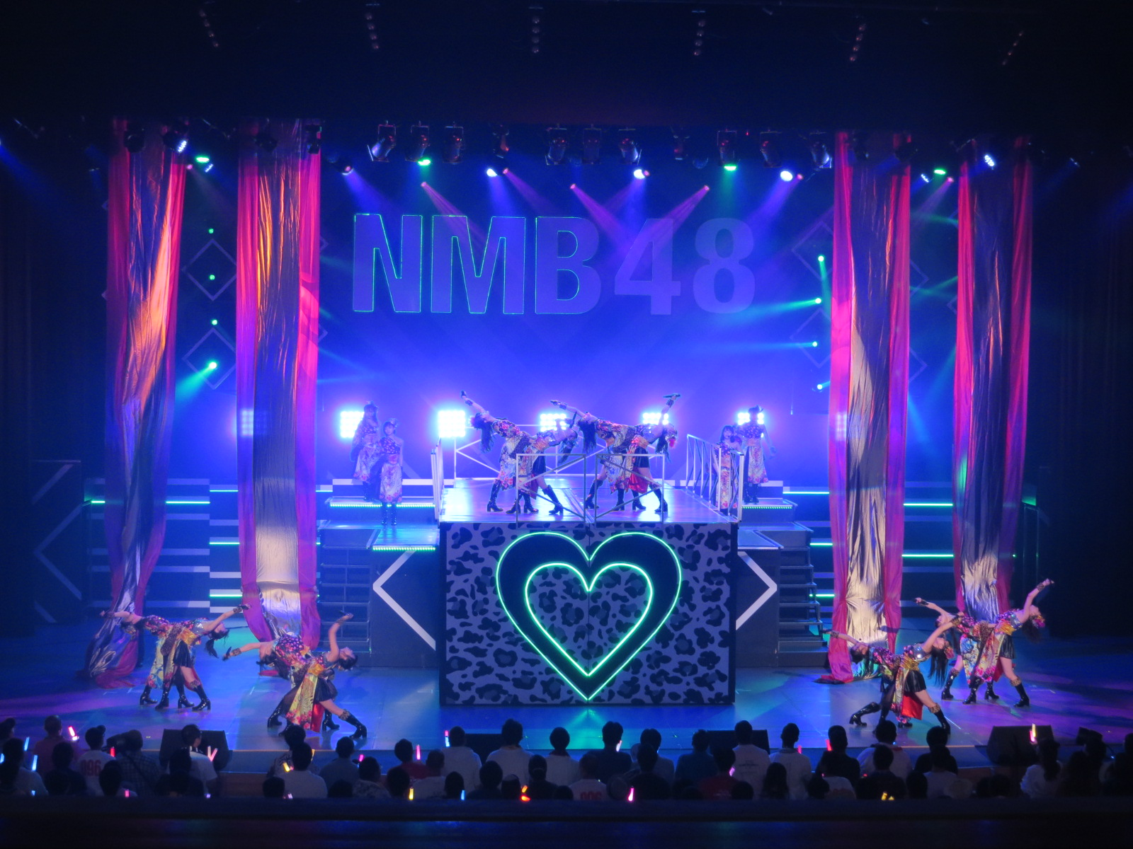 NMB48 LIVE TOUR 2018 in Summer・熊本-037