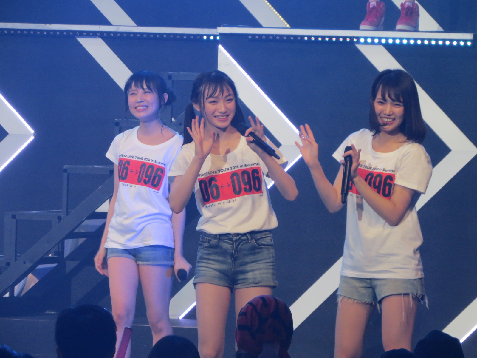 NMB48 LIVE TOUR 2018 in Summer・熊本-055