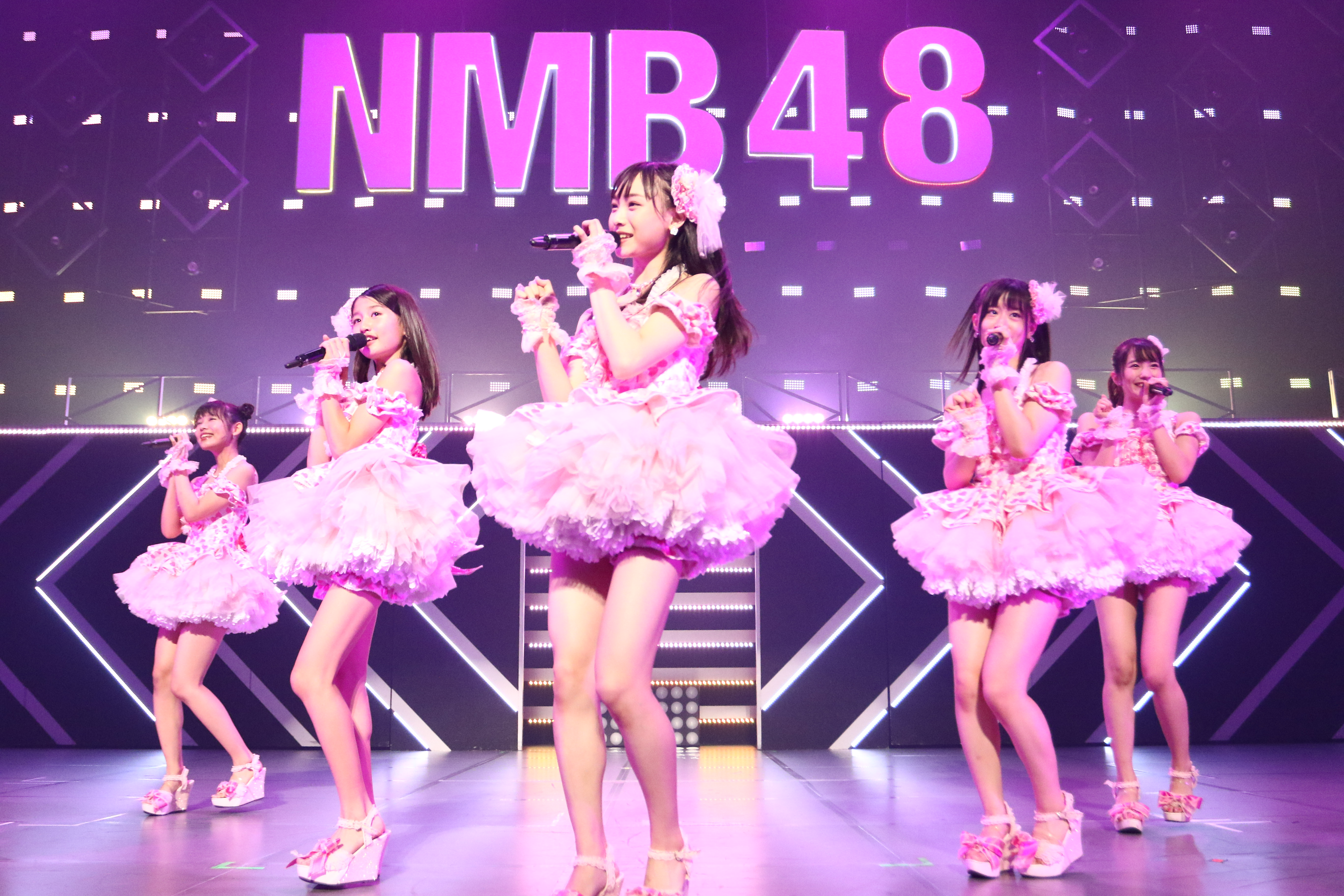 NMB48 LIVE TOUR 2018 in Summer・福岡-001
