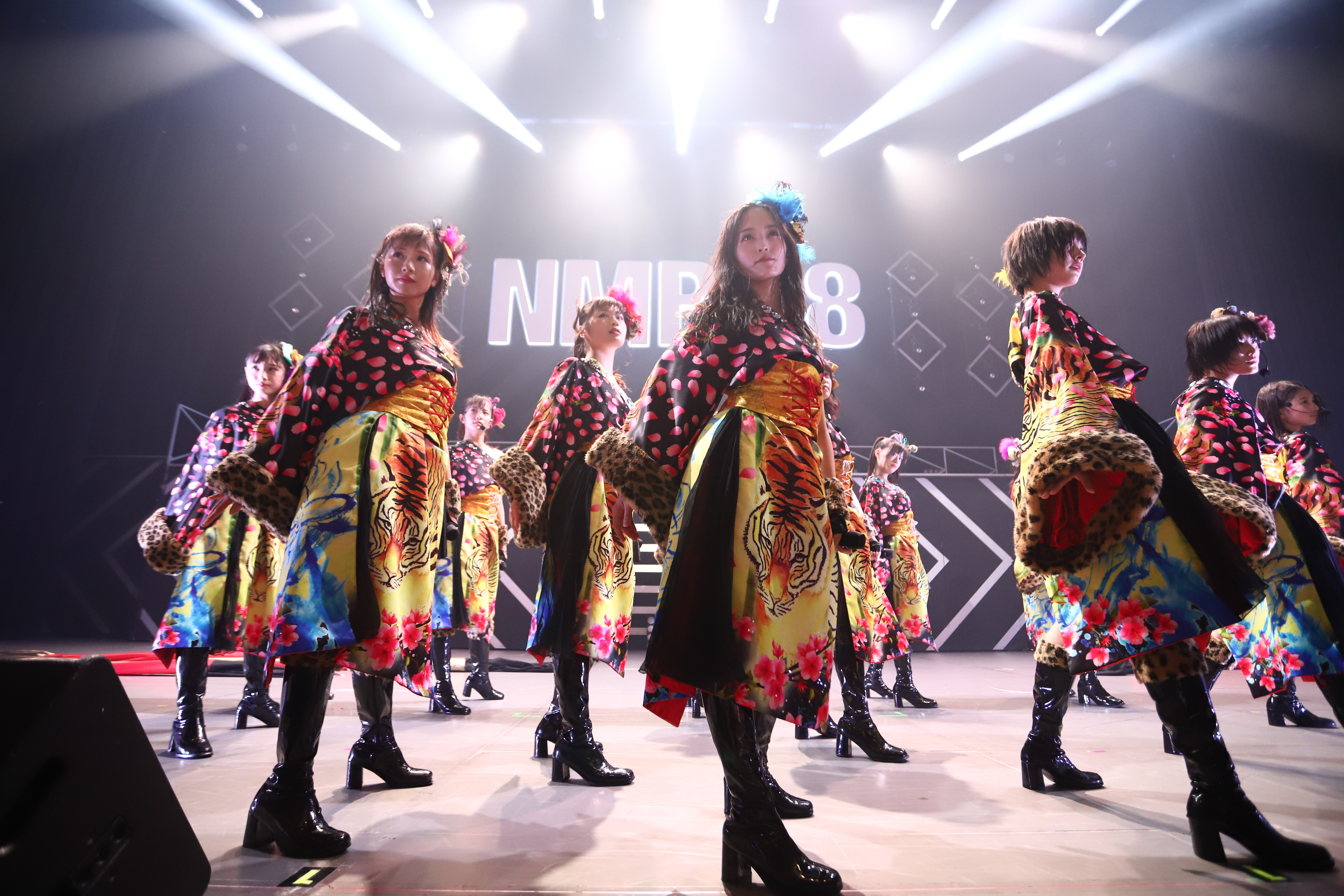 NMB48 LIVE TOUR 2018 in Summer・福岡-013
