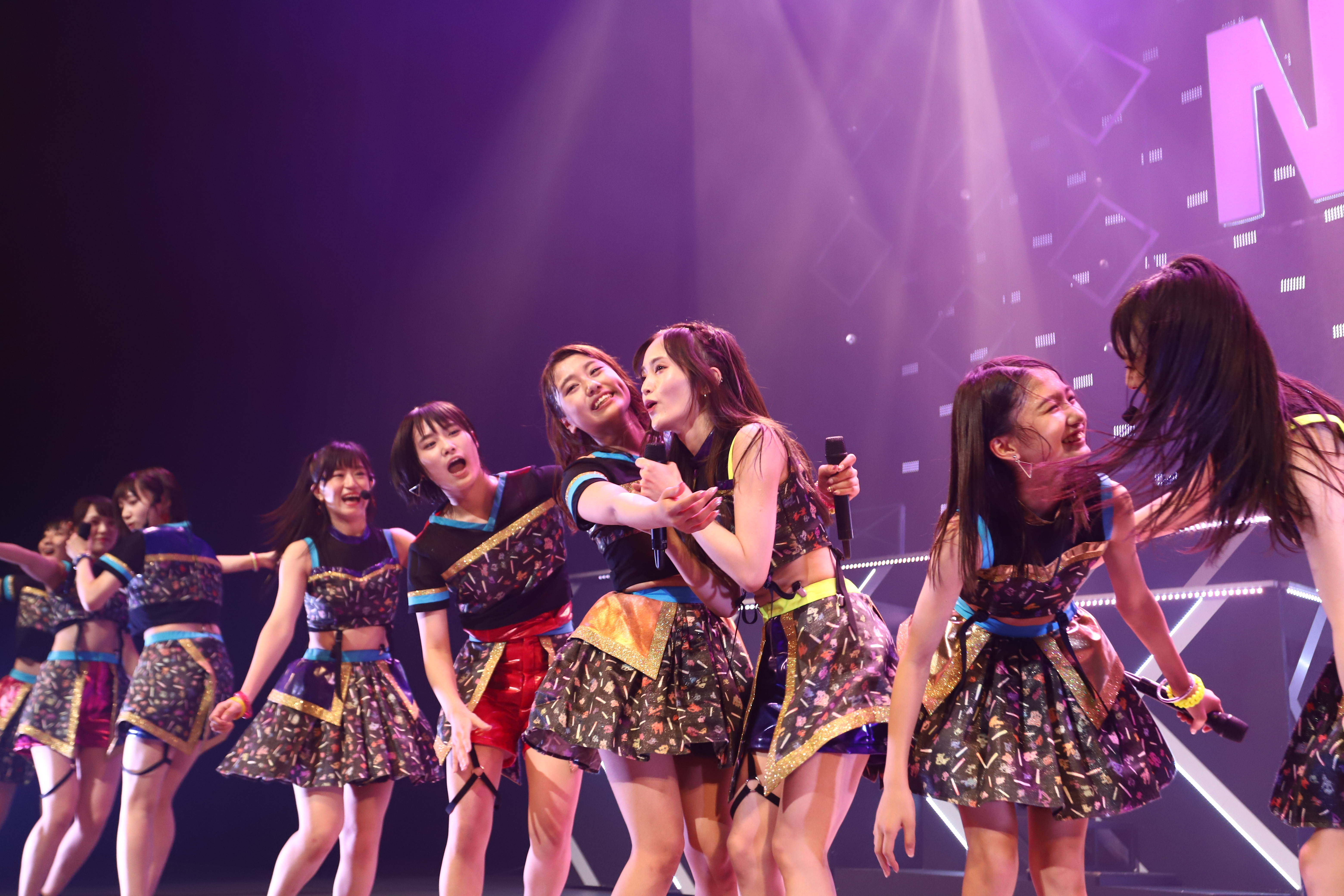 NMB48 LIVE TOUR 2018 in Summer・福岡-015