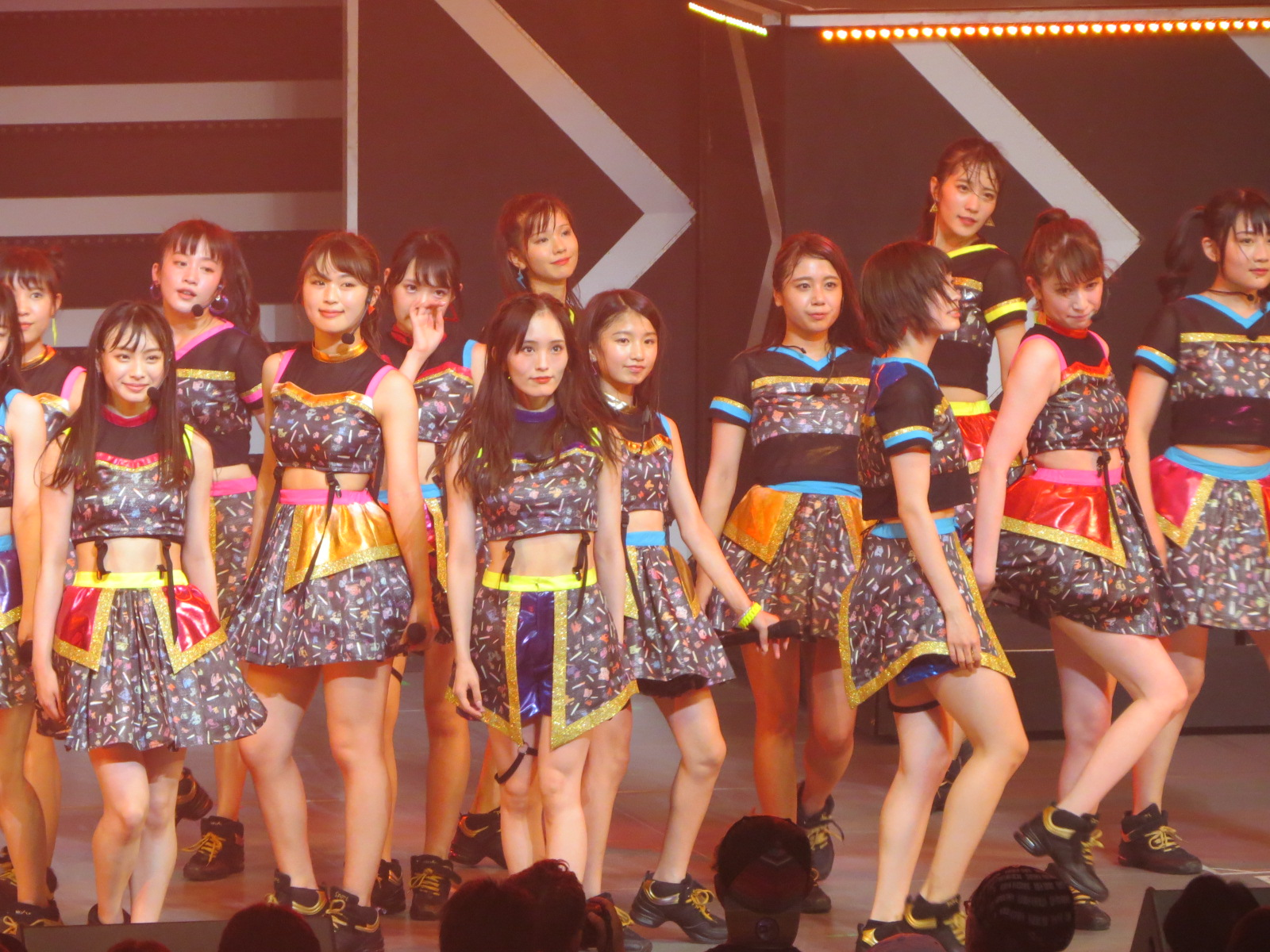 NMB48 LIVE TOUR 2018 in Summer・福岡-027