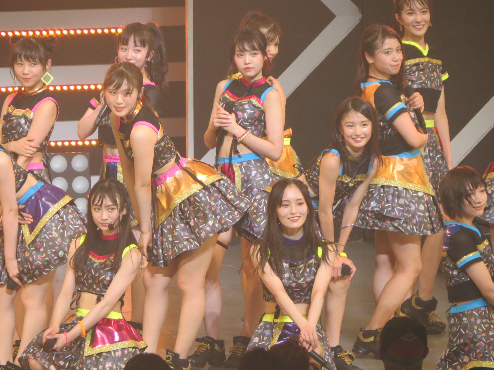 NMB48 LIVE TOUR 2018 in Summer・福岡-028