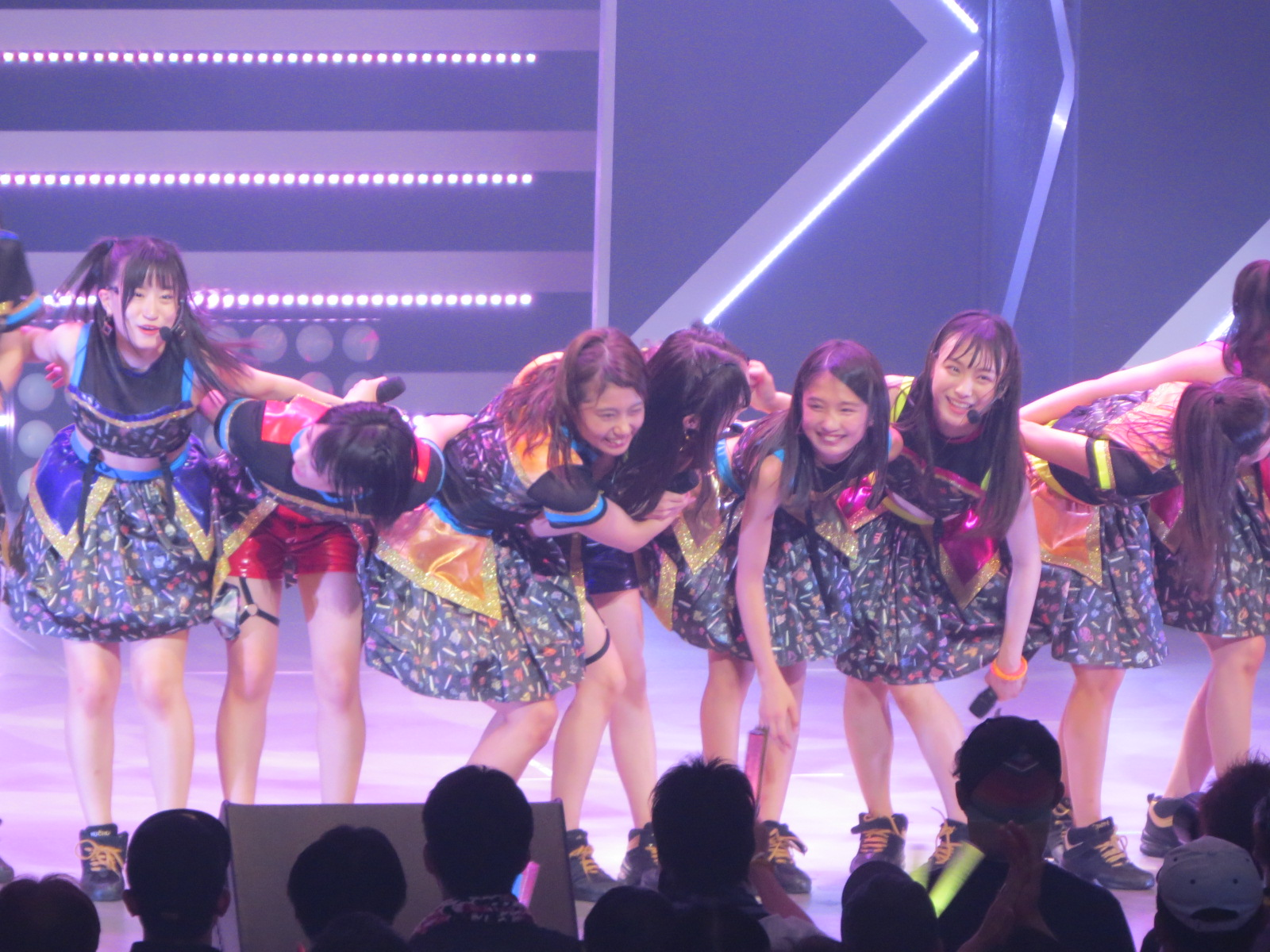 NMB48 LIVE TOUR 2018 in Summer・福岡-029