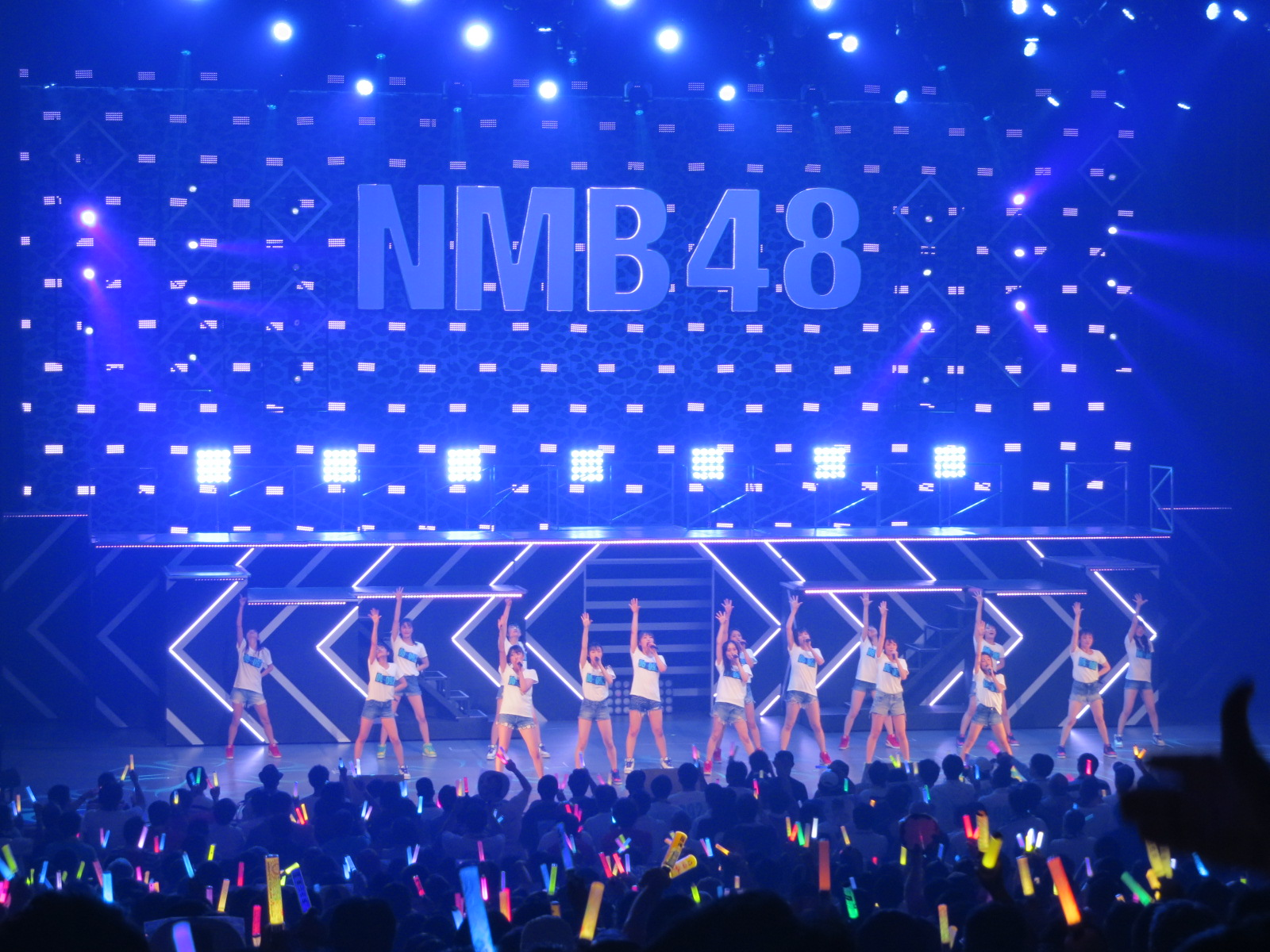 NMB48 LIVE TOUR 2018 in Summer・福岡-033