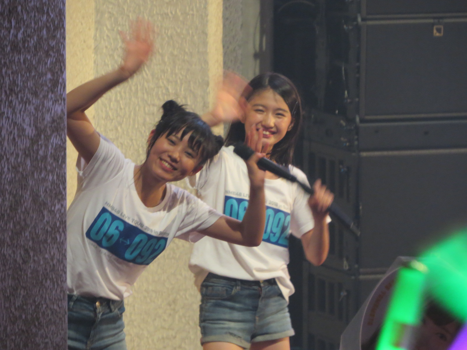NMB48 LIVE TOUR 2018 in Summer・福岡-040