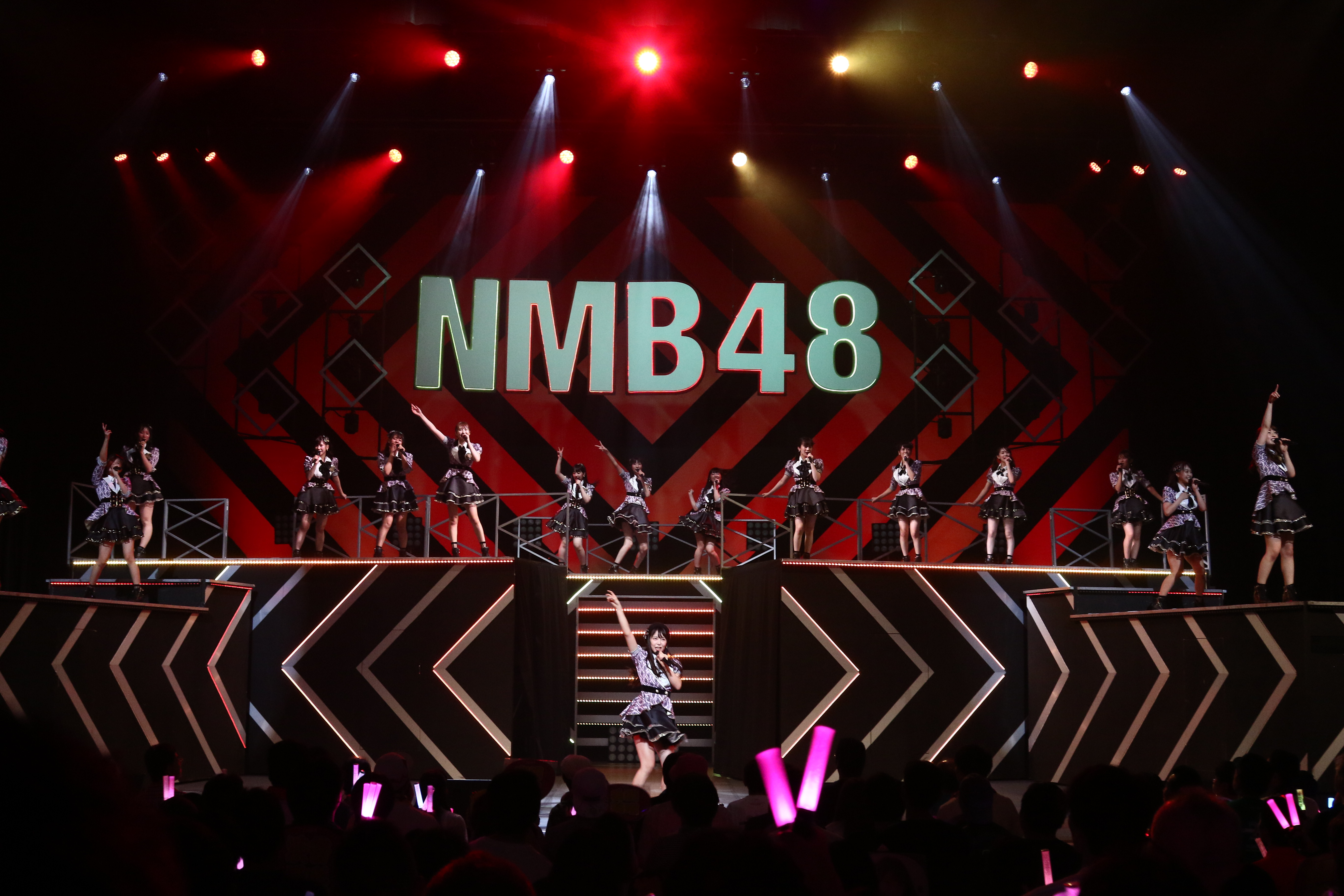NMB48 LIVE TOUR 2018 名古屋 チームM公演-153