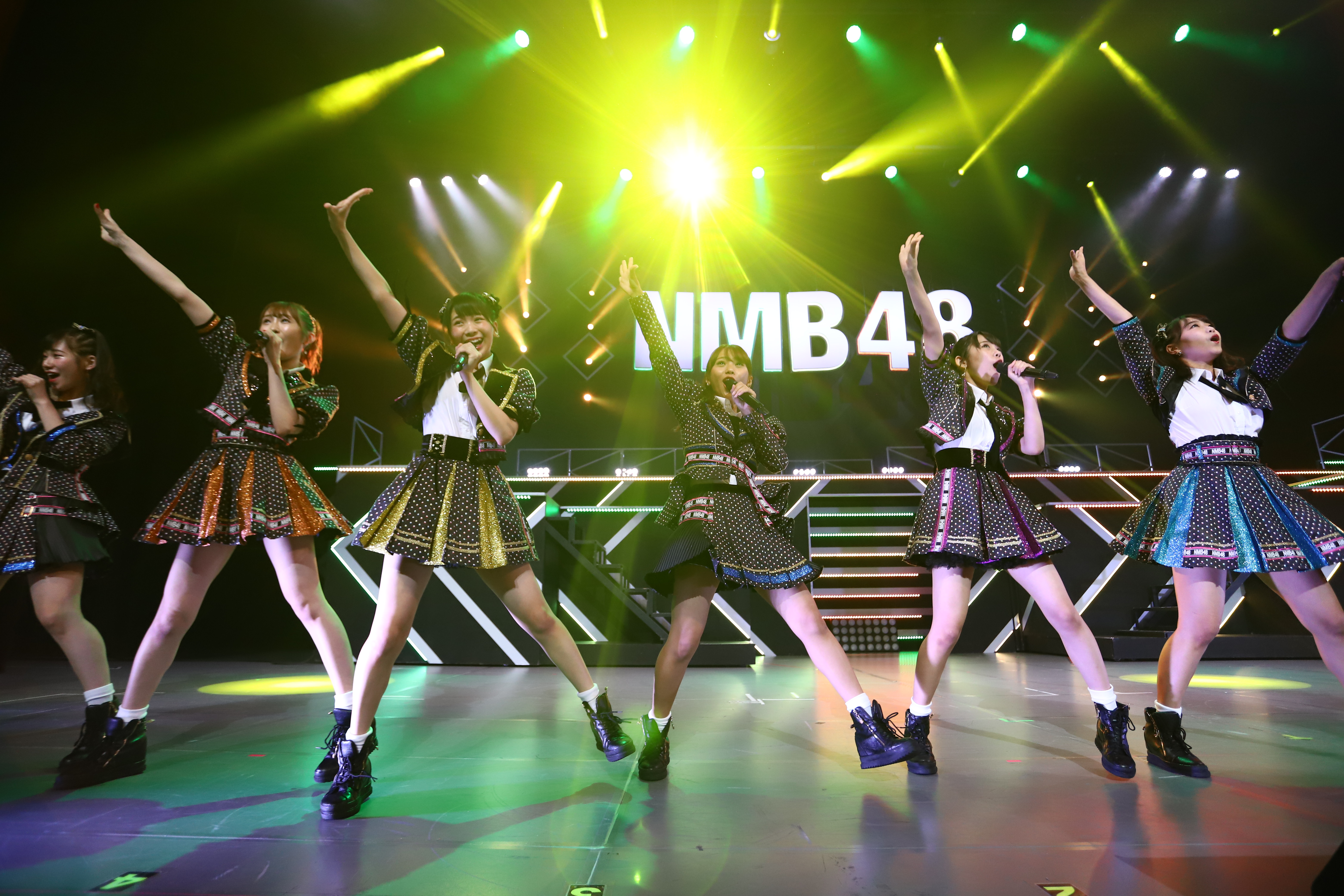NMB48 LIVE TOUR 2018 名古屋 チームM公演-166