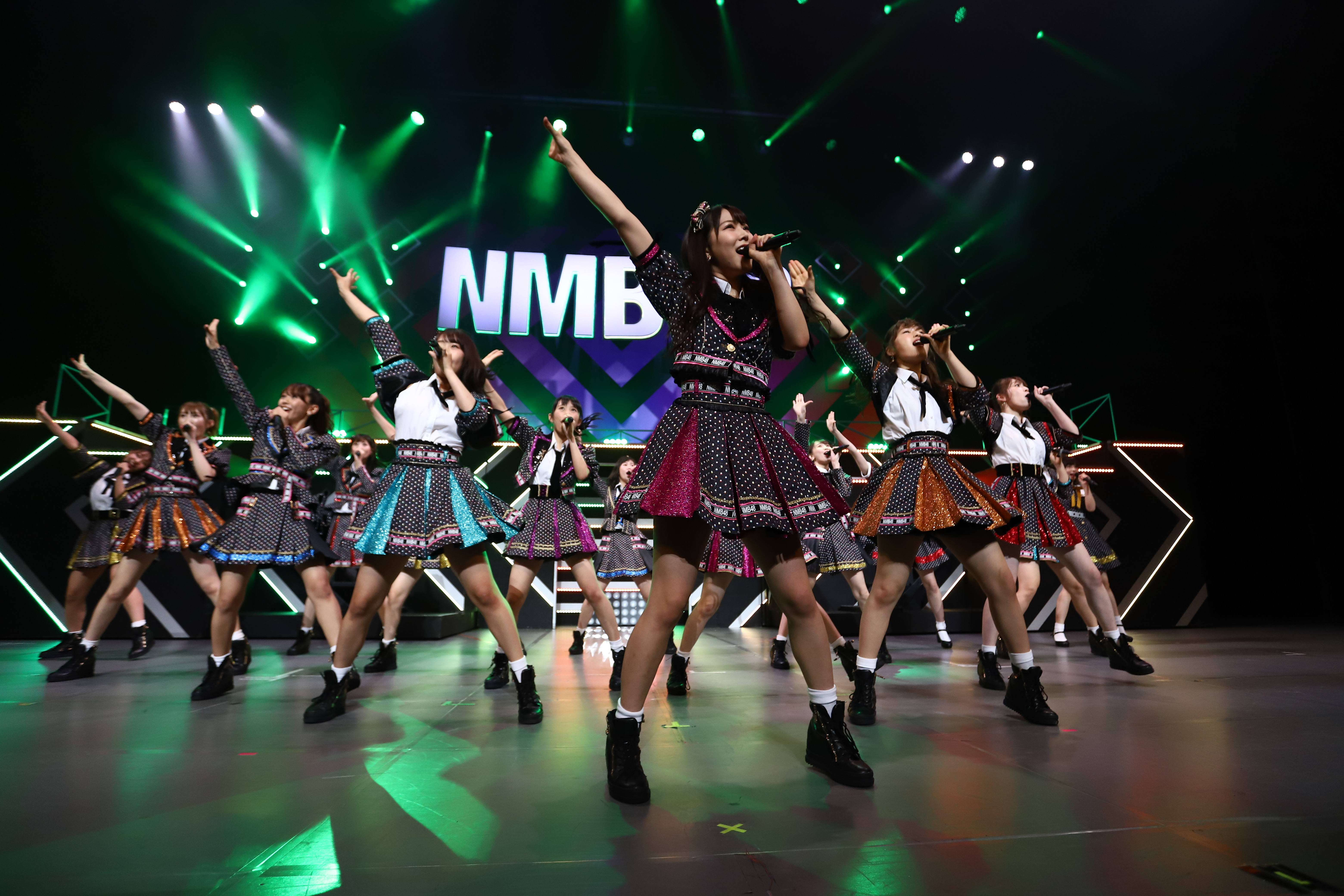 NMB48 LIVE TOUR 2018 名古屋 チームM公演-167