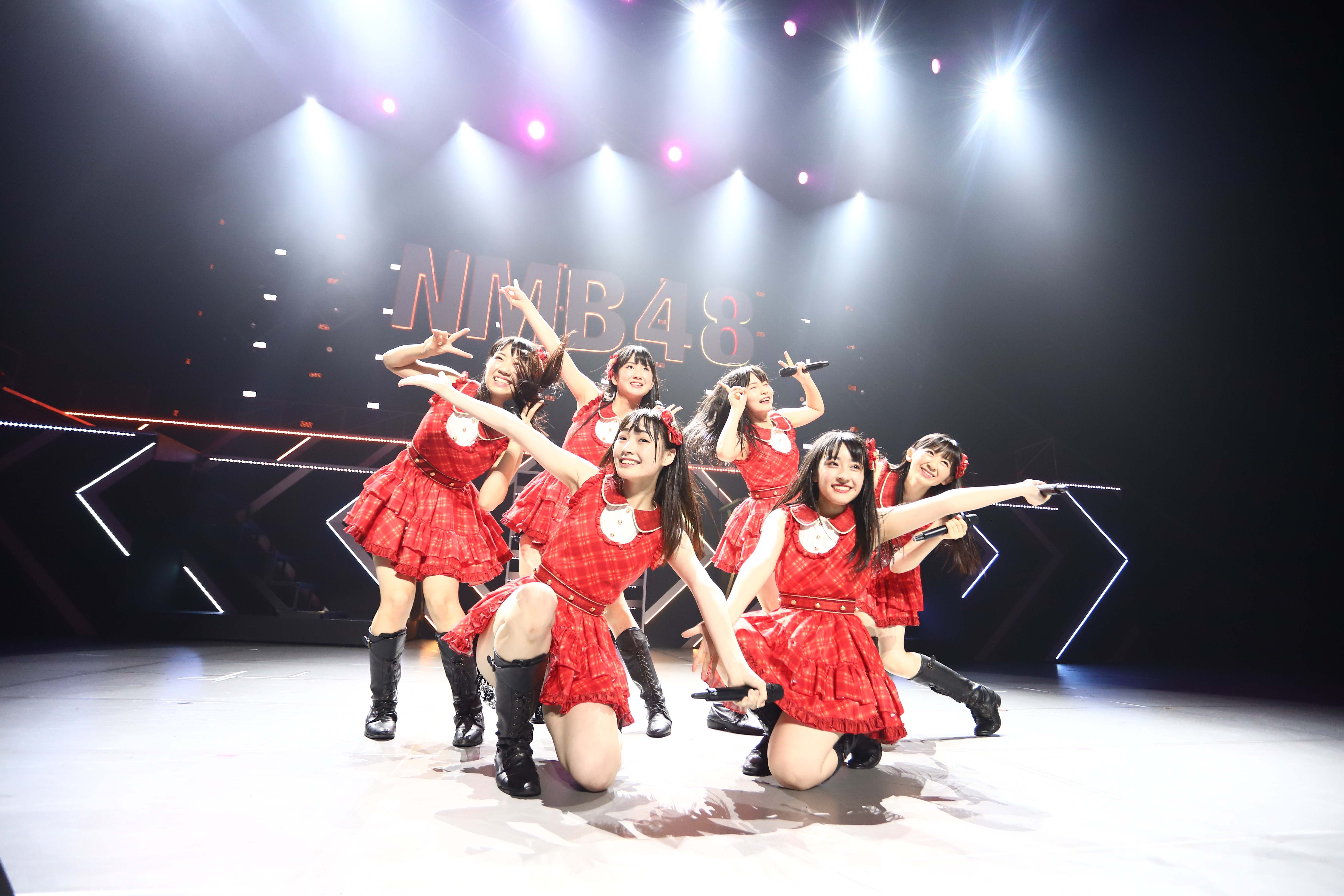 NMB48 LIVE TOUR 2018 名古屋 チームM公演-172