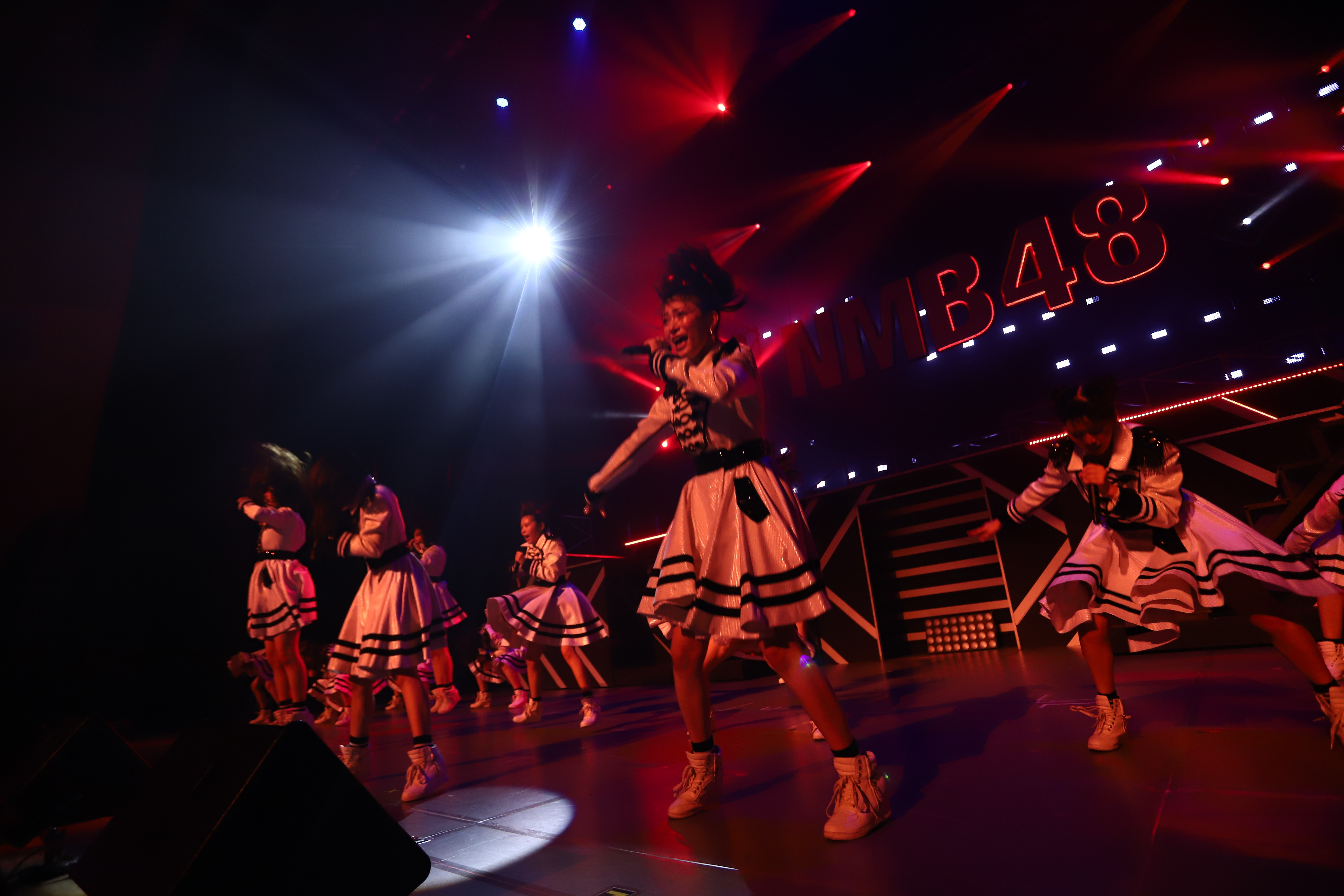 NMB48 LIVE TOUR 2018 名古屋 チームM公演-173