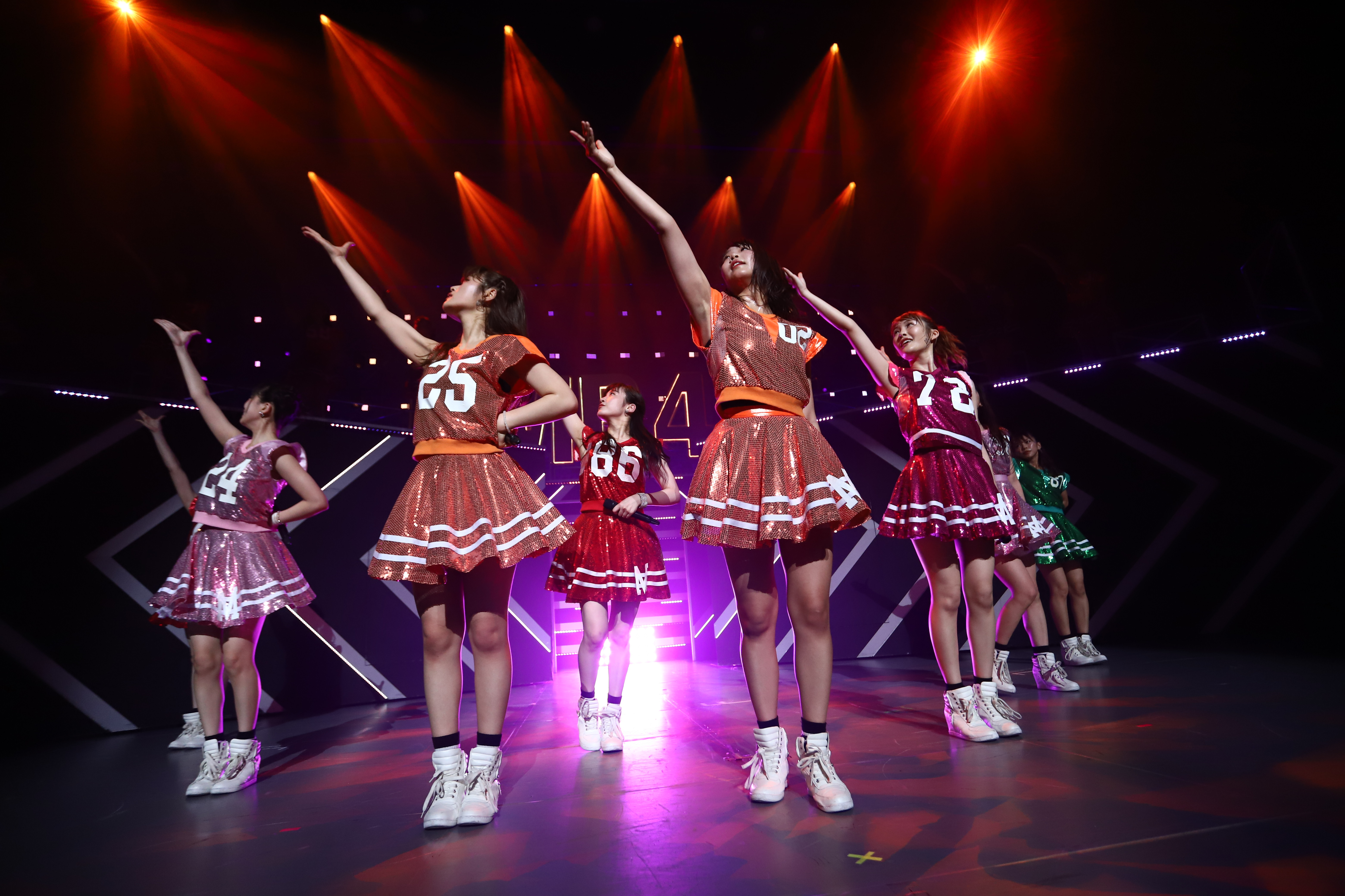 NMB48 LIVE TOUR 2018 名古屋 チームM公演-174