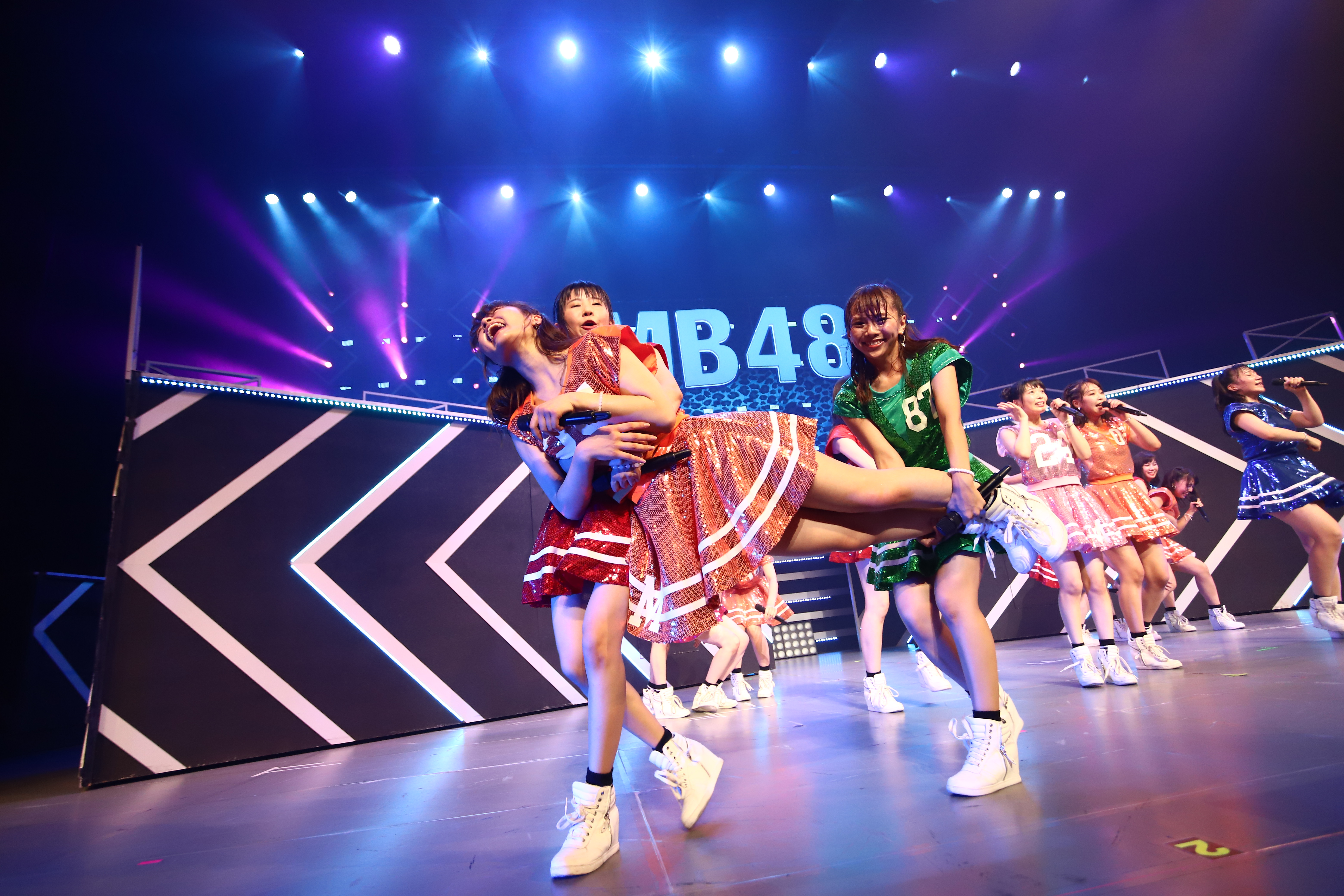 NMB48 LIVE TOUR 2018 名古屋 チームM公演-176
