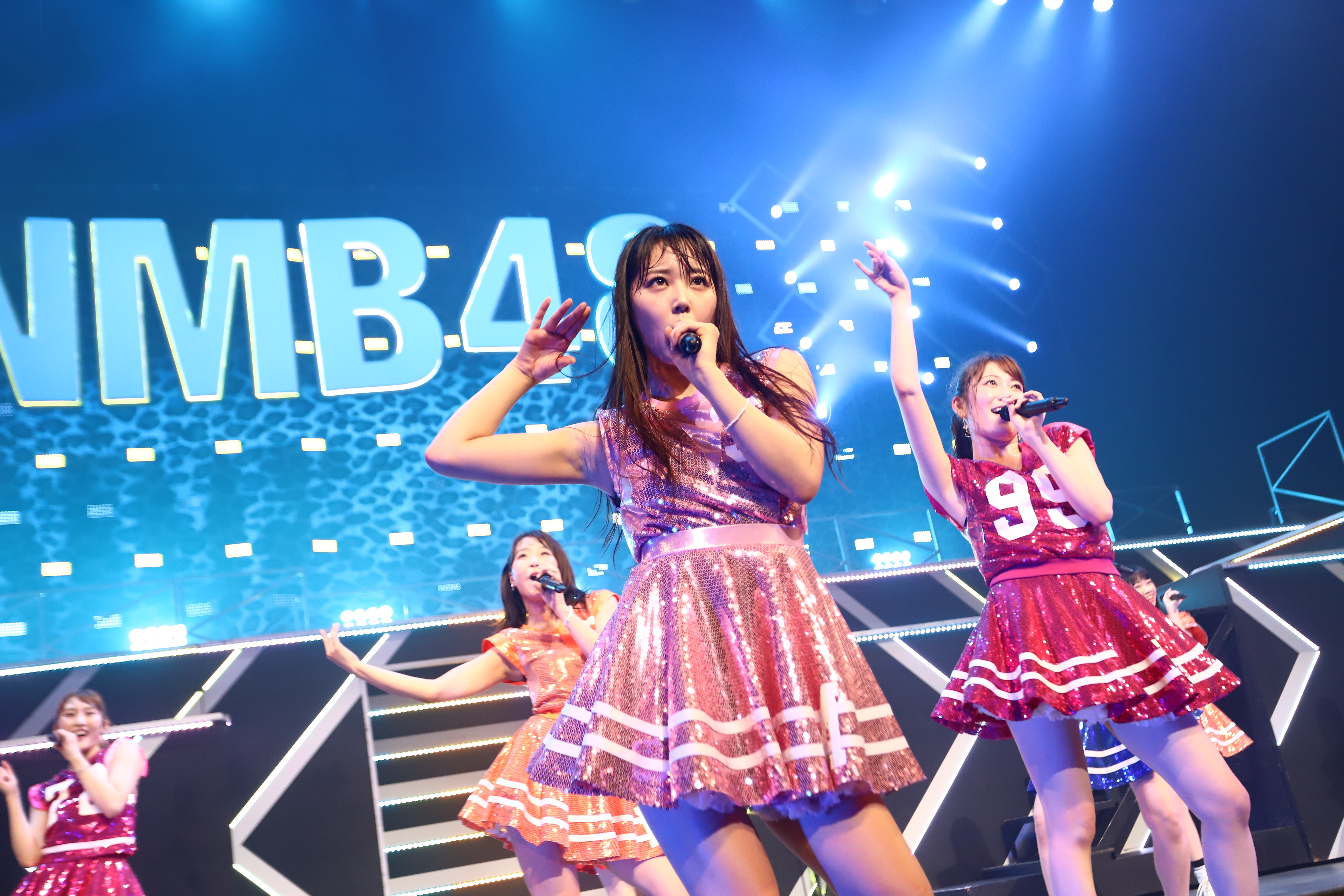 NMB48 LIVE TOUR 2018 名古屋 チームM公演-177
