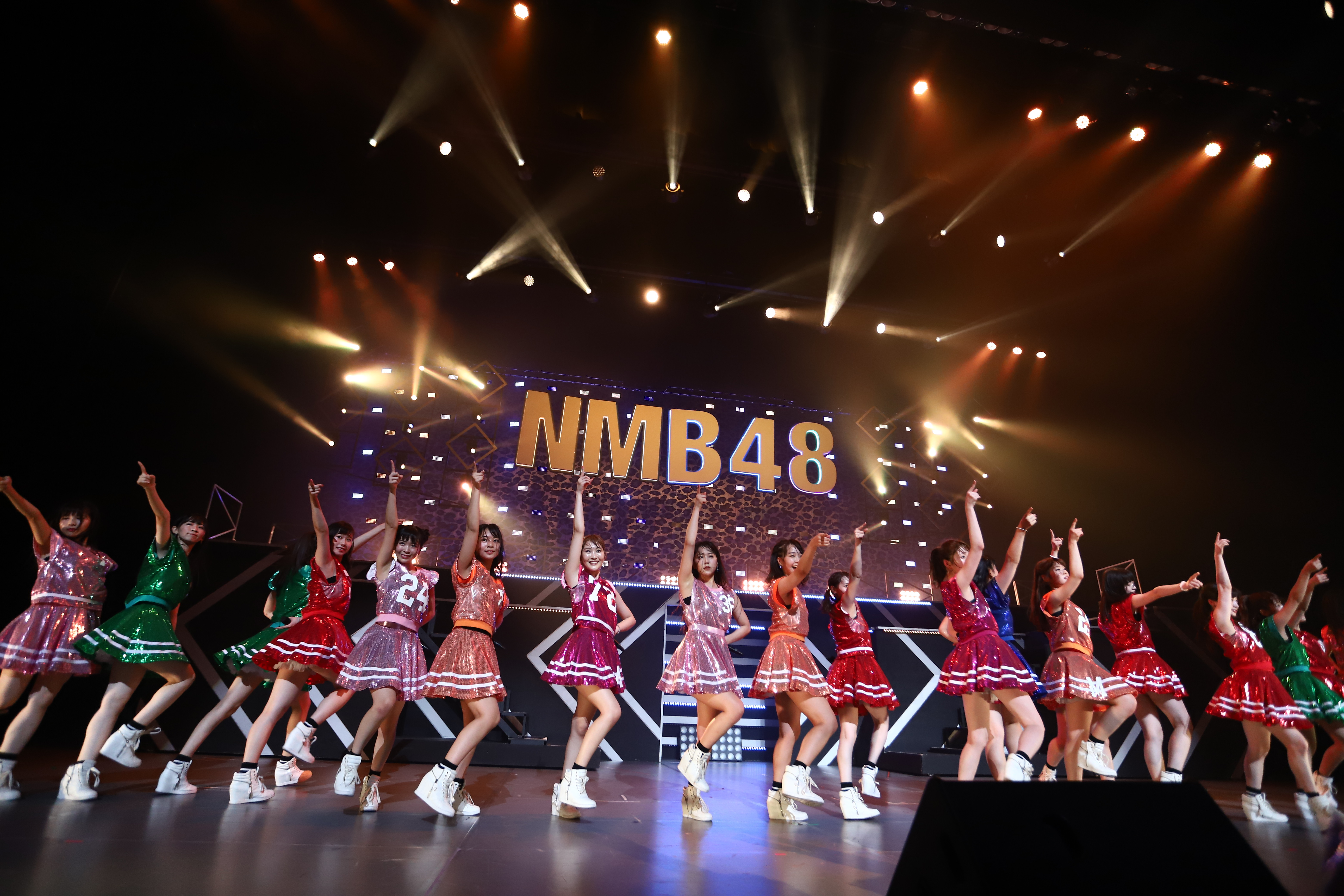 NMB48 LIVE TOUR 2018 名古屋 チームM公演-178