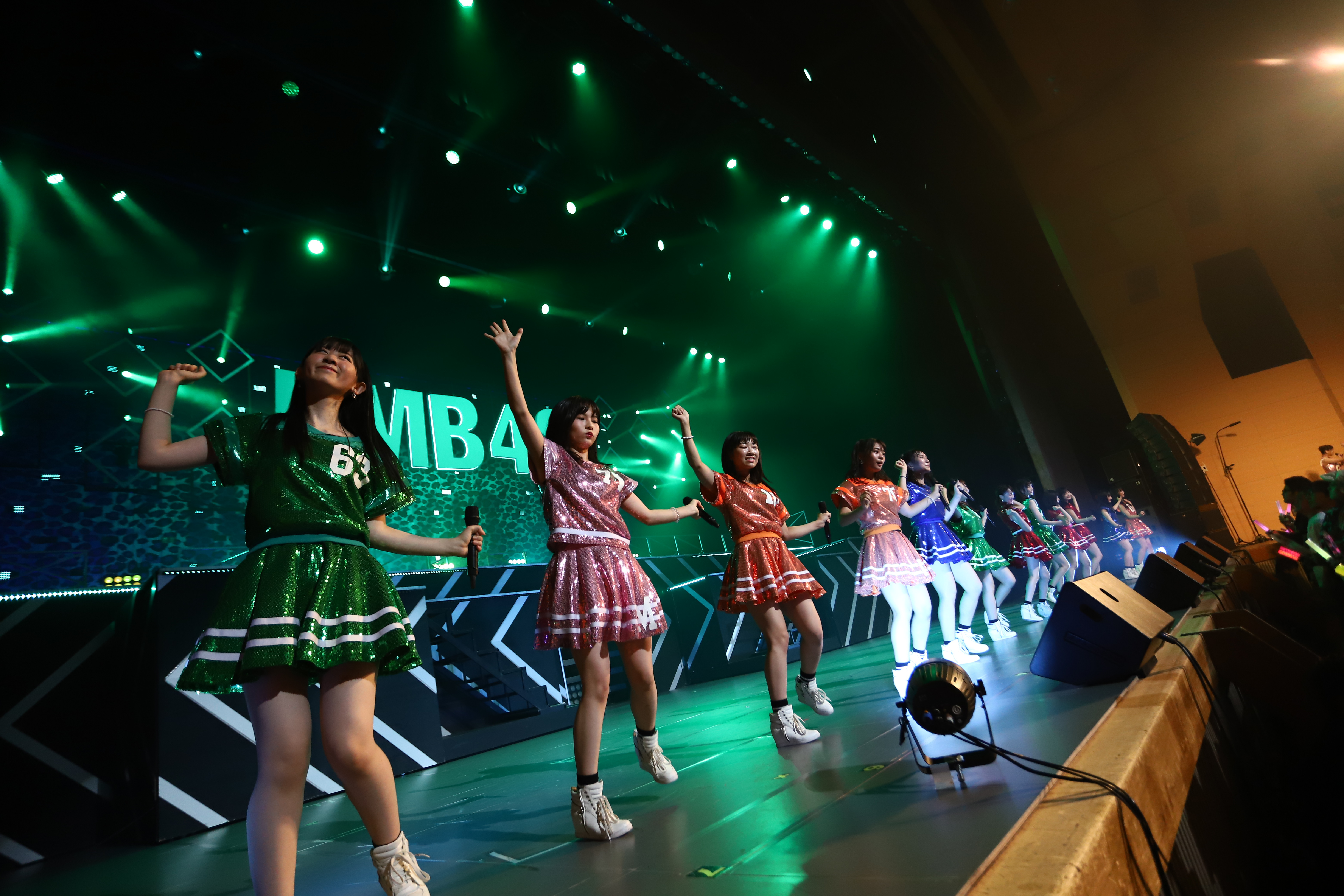 NMB48 LIVE TOUR 2018 名古屋 チームM公演-179