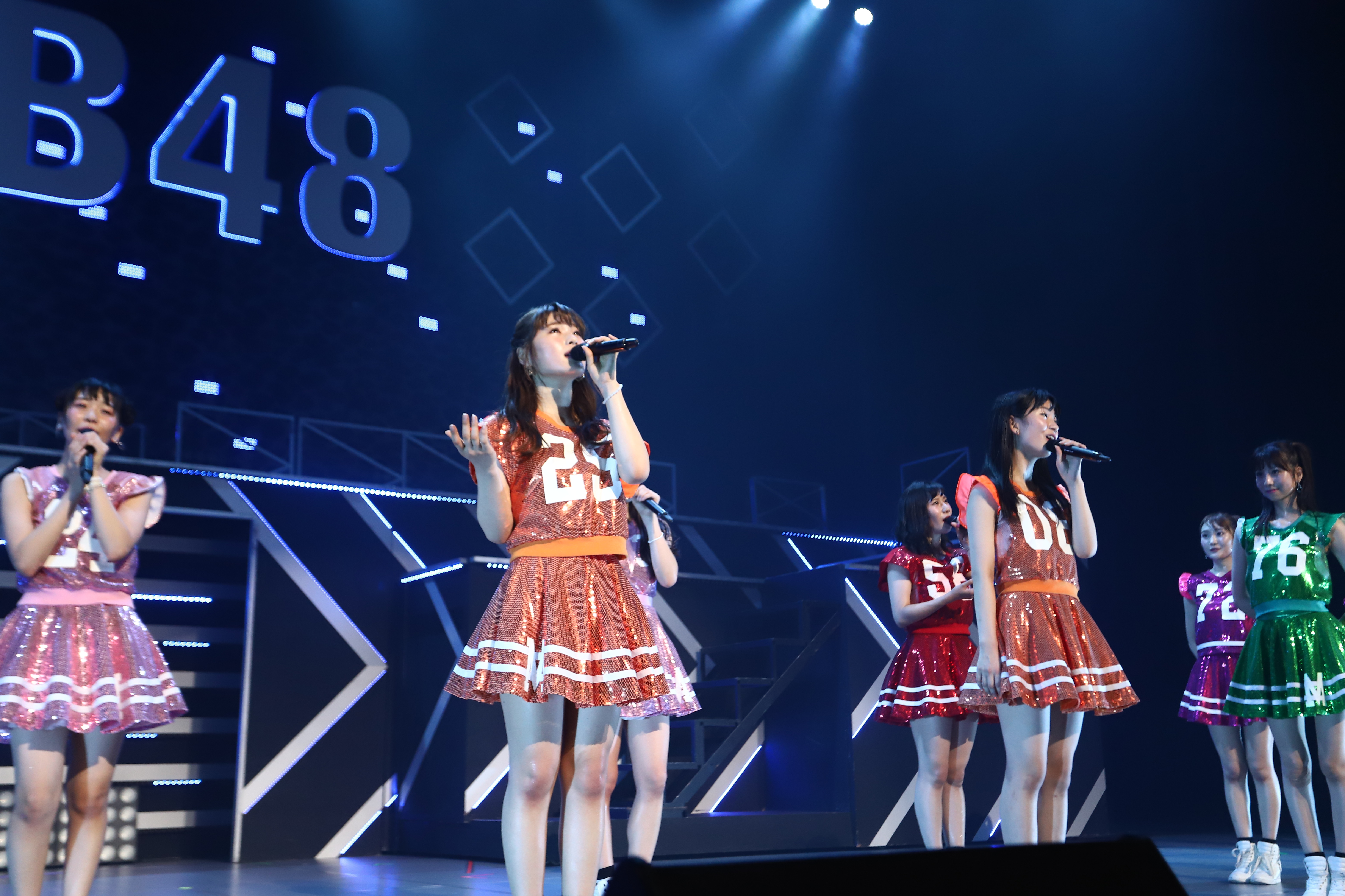 NMB48 LIVE TOUR 2018 名古屋 チームM公演-180