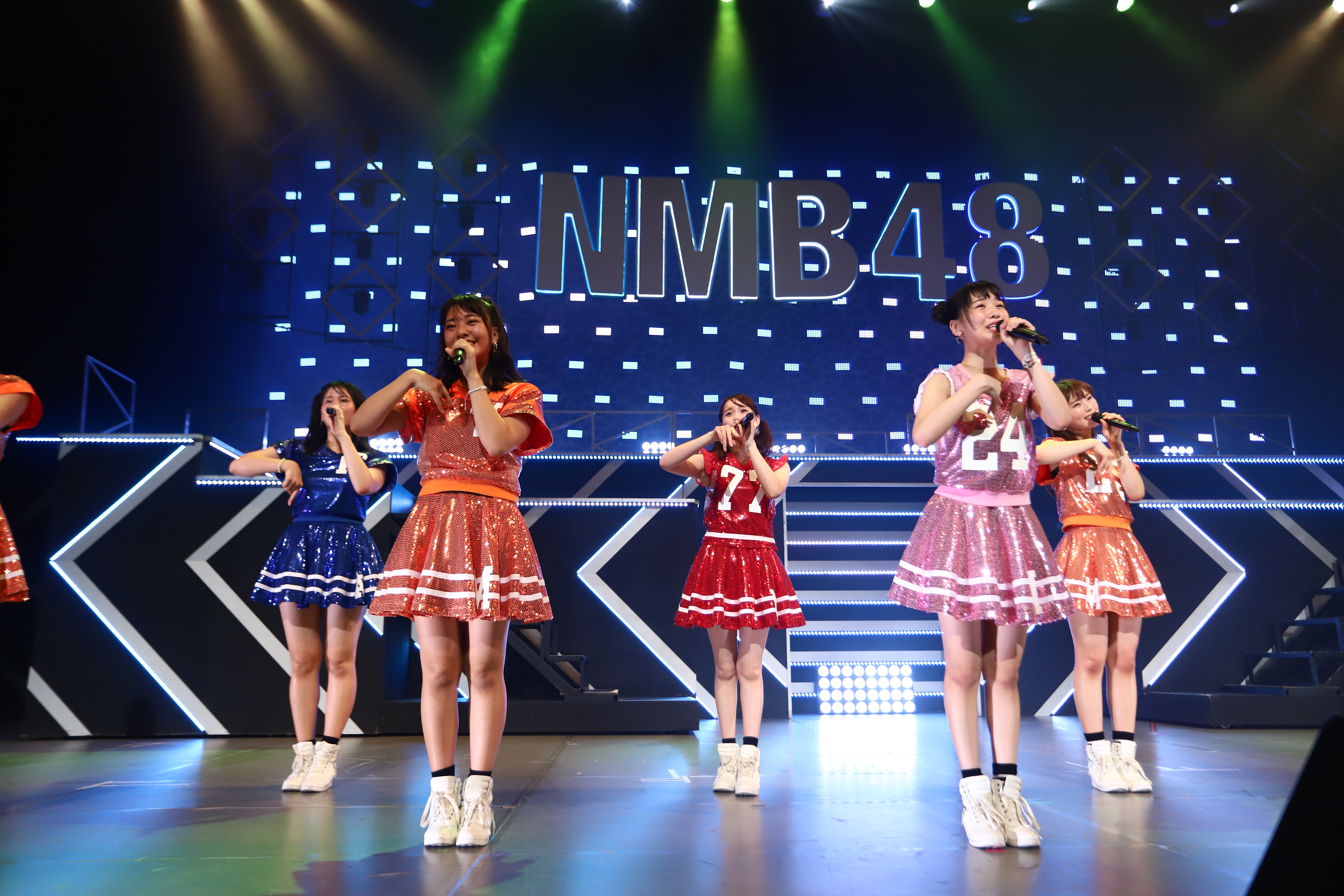 NMB48 LIVE TOUR 2018 名古屋 チームM公演-181