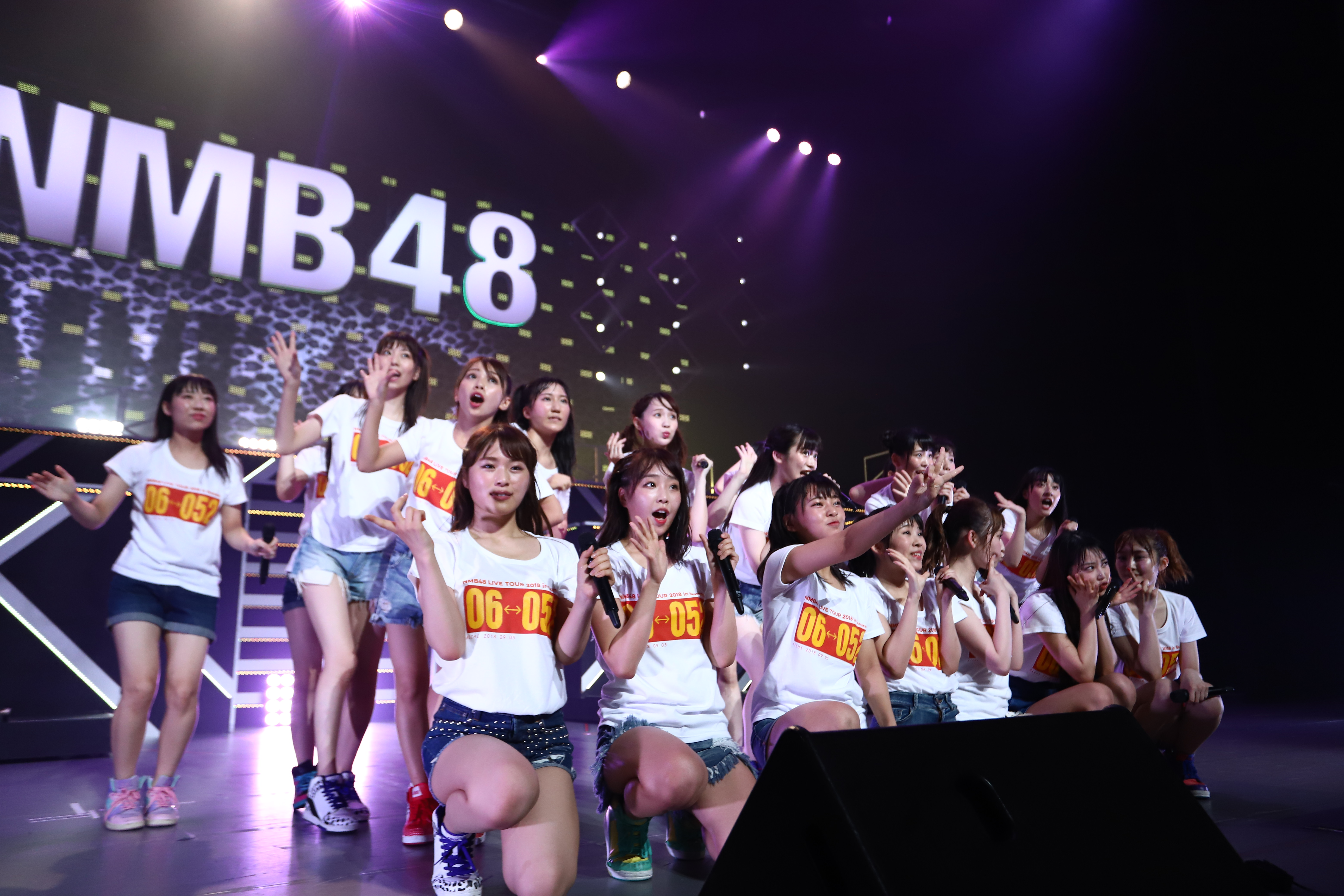 NMB48 LIVE TOUR 2018 名古屋 チームM公演-183