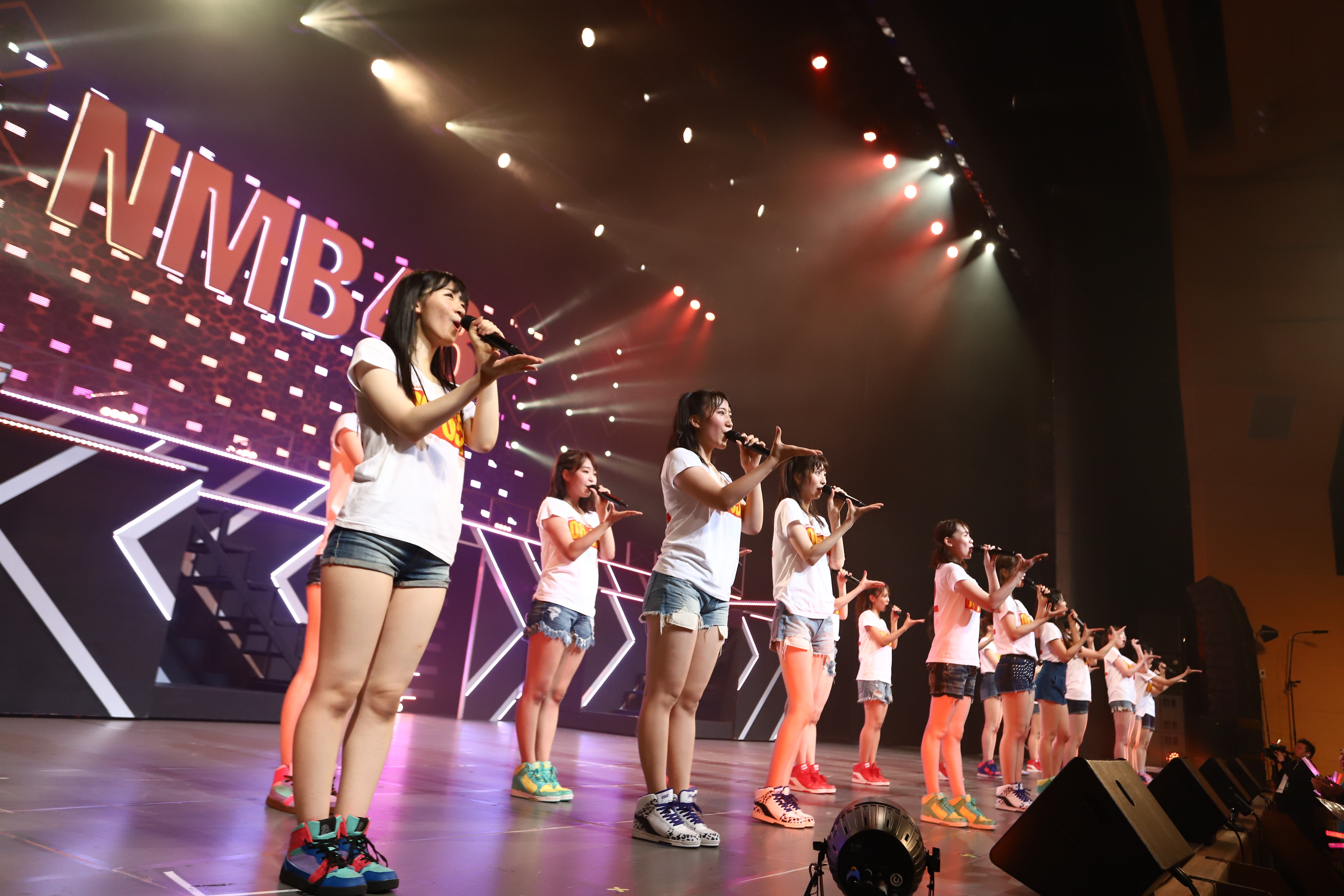 NMB48 LIVE TOUR 2018 名古屋 チームM公演-186