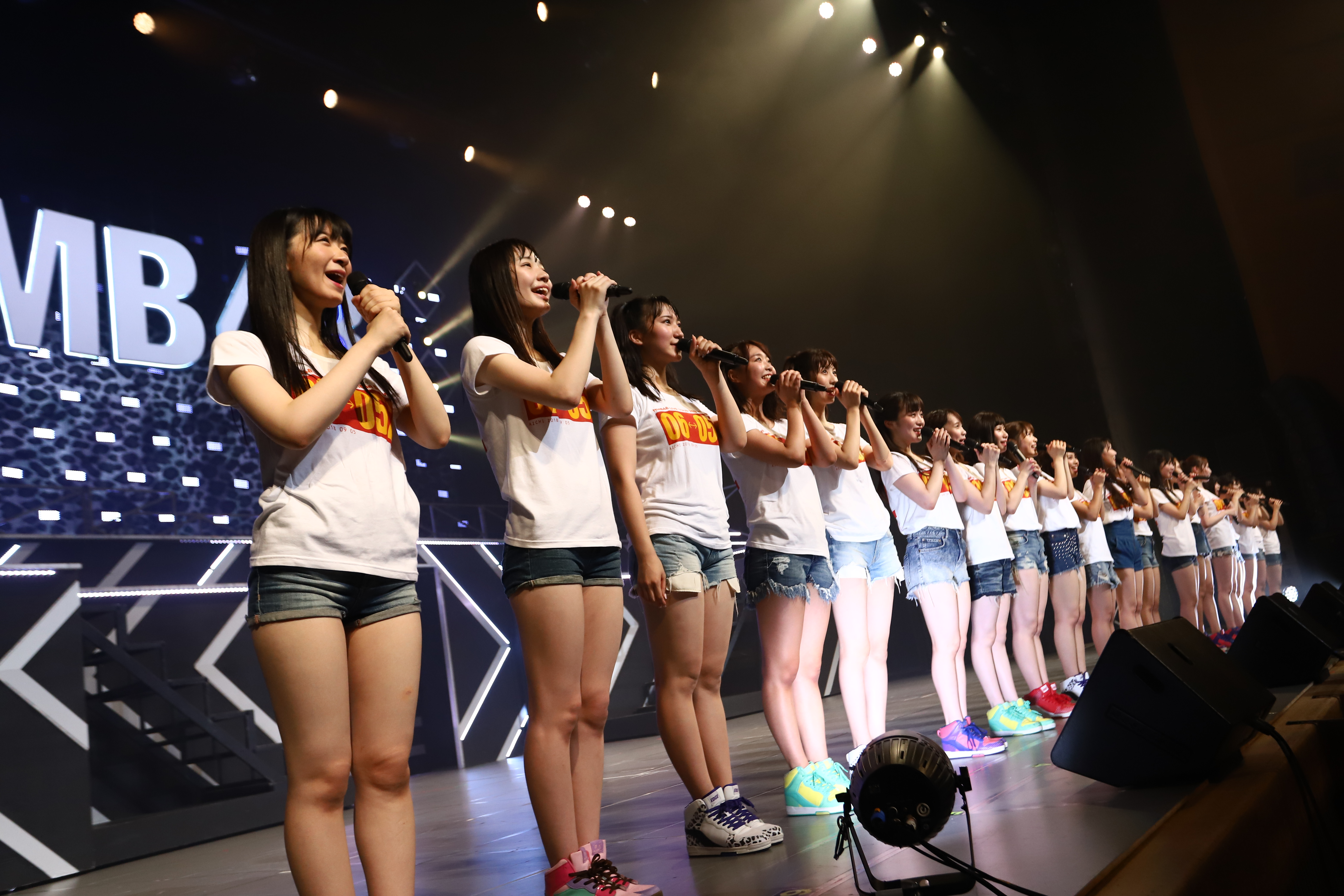 NMB48 LIVE TOUR 2018 名古屋 チームM公演-187