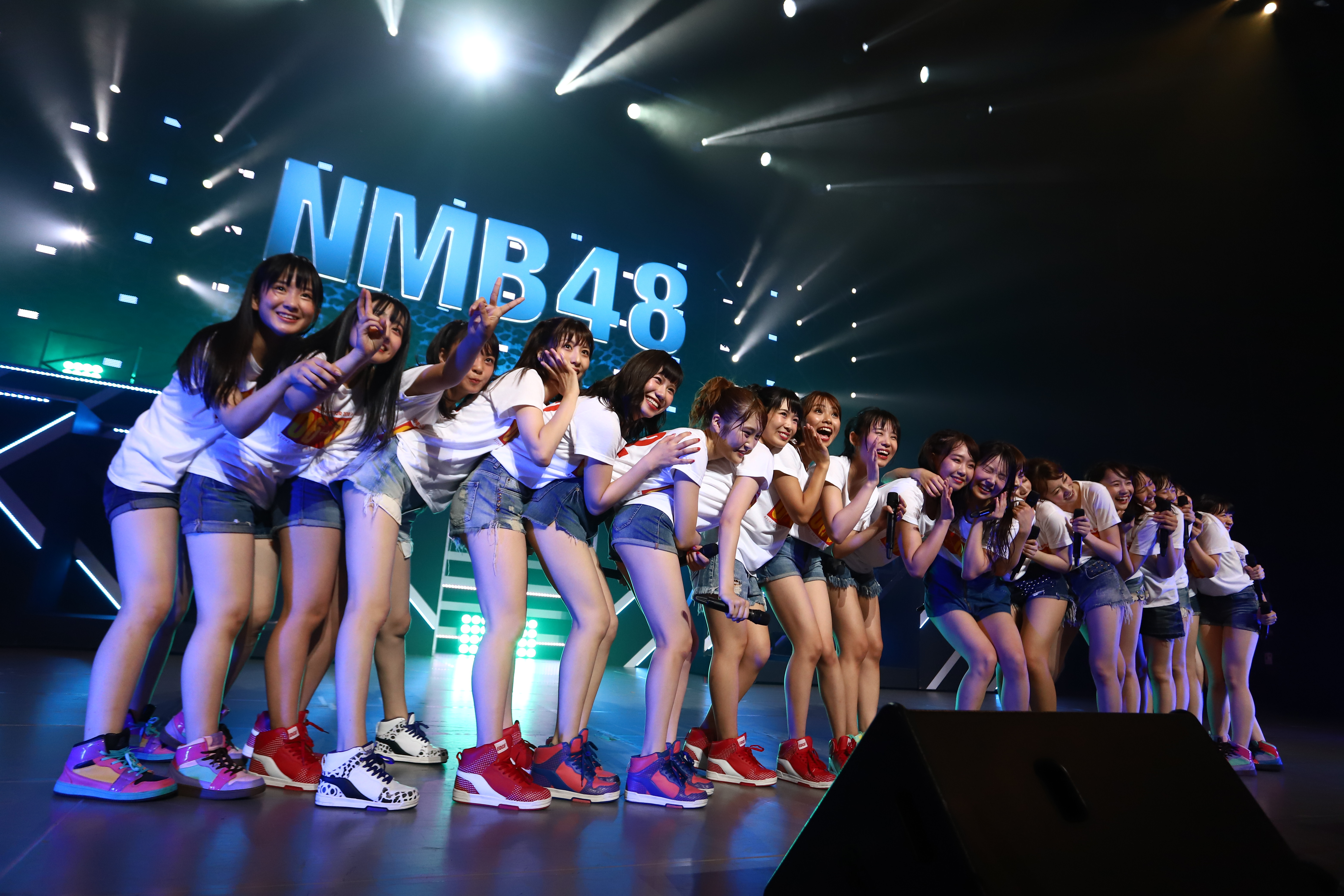 NMB48 LIVE TOUR 2018 名古屋 チームM公演-190