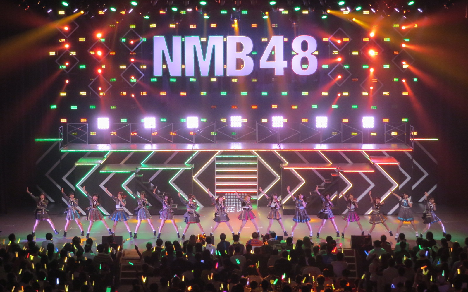 NMB48LIVE TOUR 2018 in Summer チームN・新潟公演-001