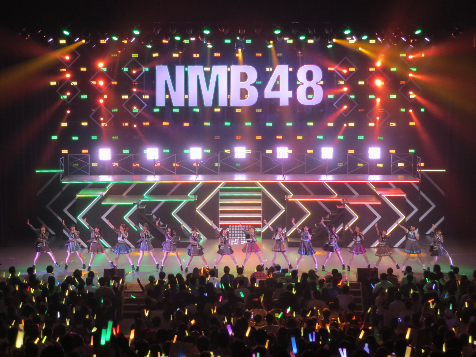 NMB48LIVE TOUR 2018 in Summer チームN・新潟公演-003