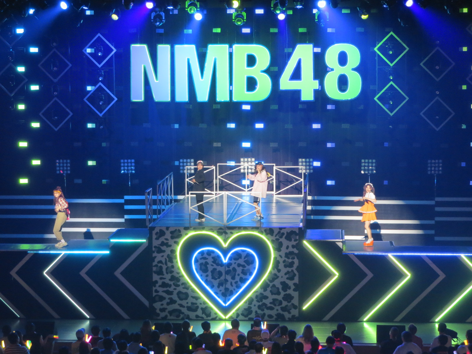 NMB48LIVE TOUR 2018 in Summer チームN・新潟公演-047