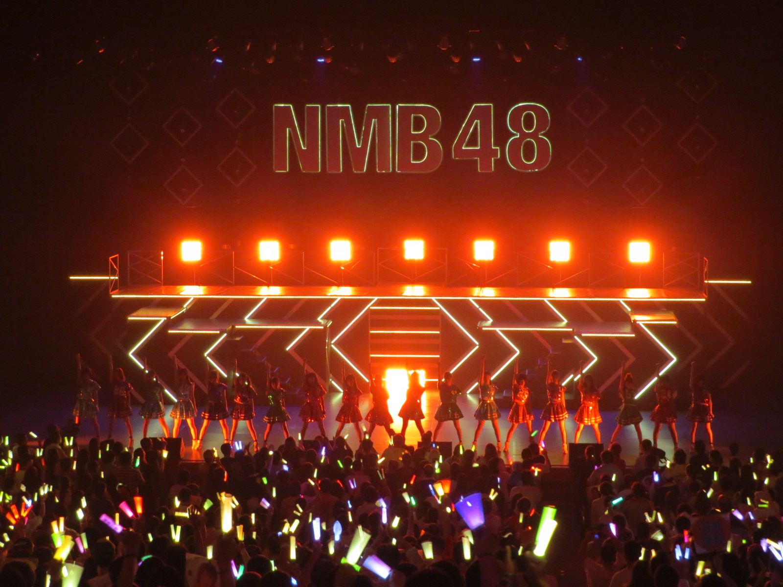NMB48LIVE TOUR 2018 in Summer チームN・新潟公演-073