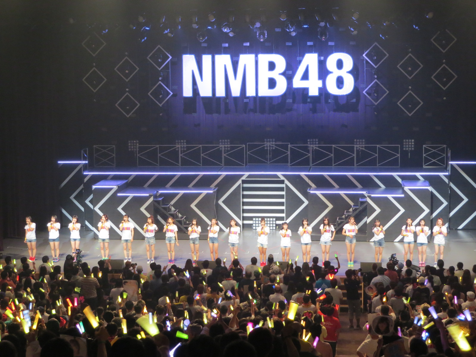 NMB48LIVE TOUR 2018 in Summer チームN・新潟公演-077