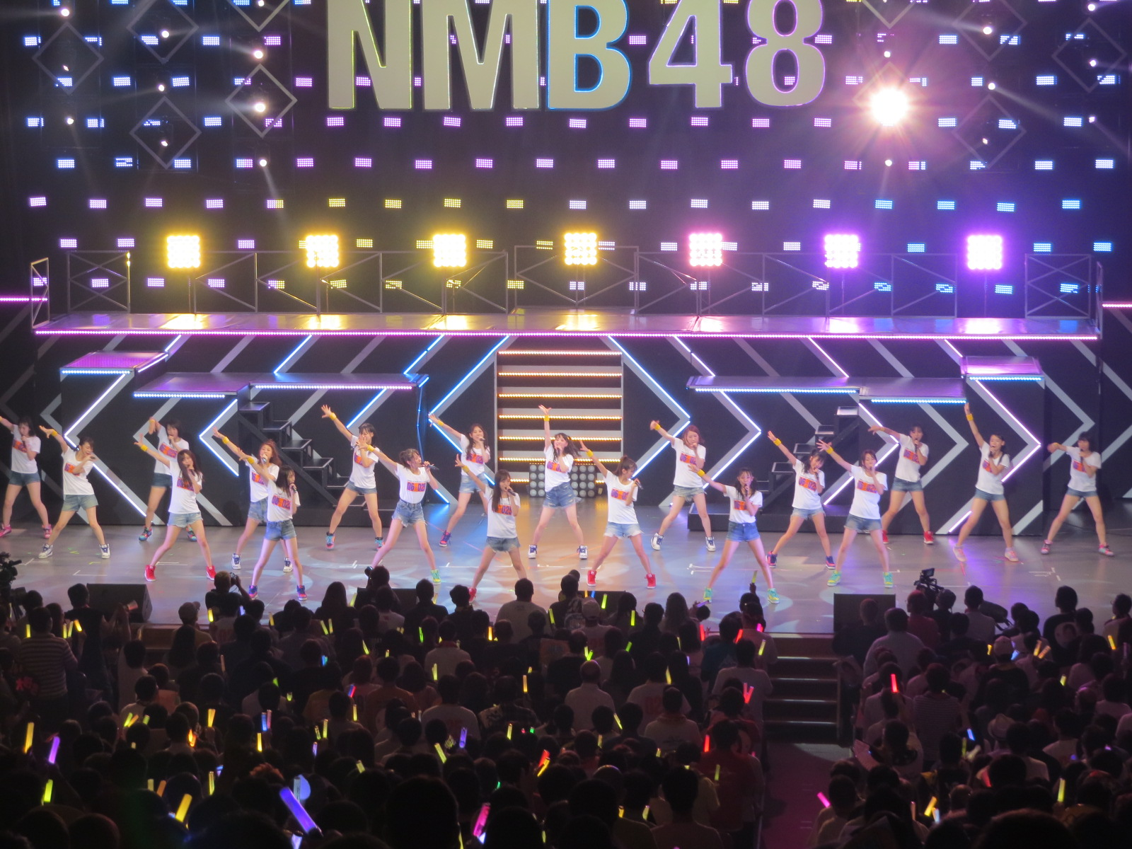 NMB48LIVE TOUR 2018 in Summer チームN・新潟公演-085