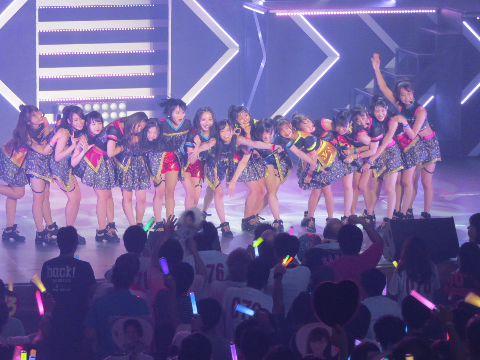 NMB48 LIVE TOUR 2018 in Summer・石川公演の画像-104