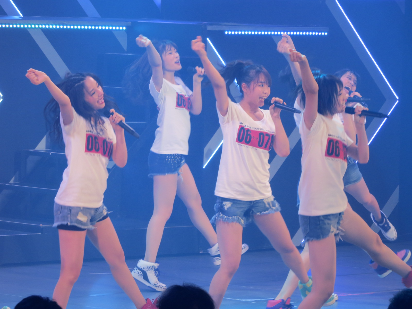NMB48 LIVE TOUR 2018 in Summer・石川公演の画像-107