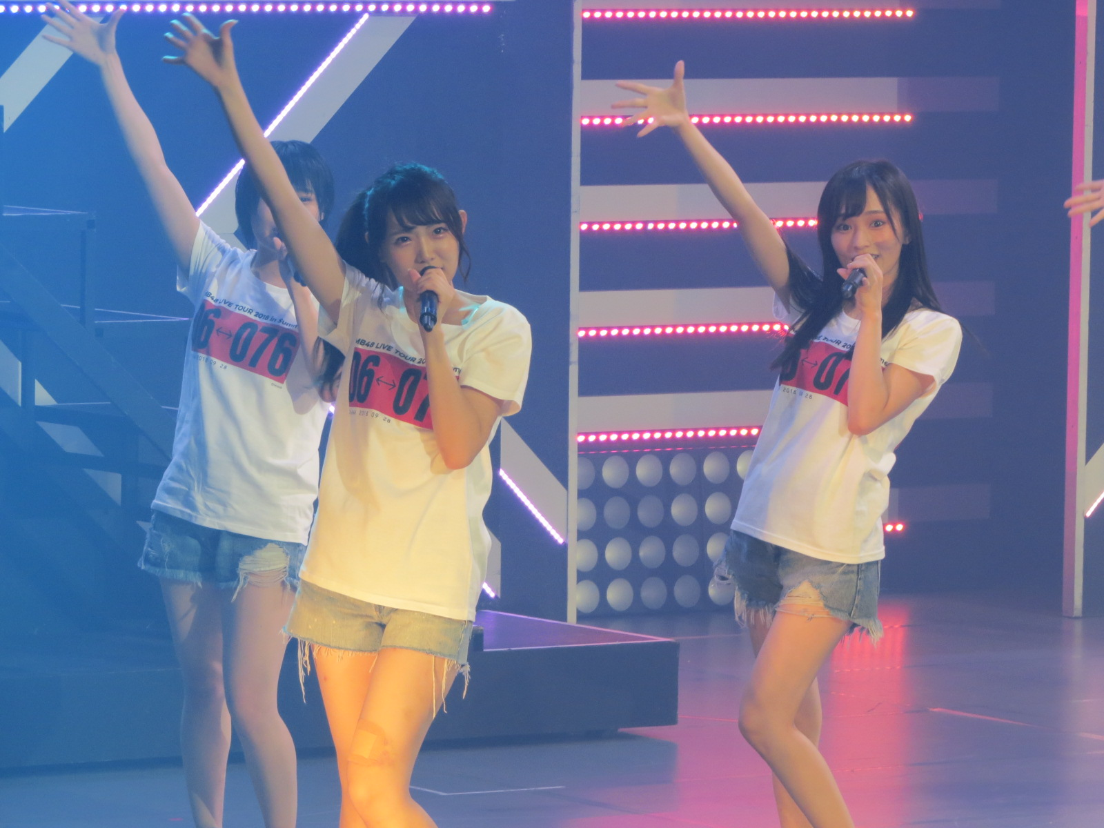 NMB48 LIVE TOUR 2018 in Summer・石川公演の画像-110