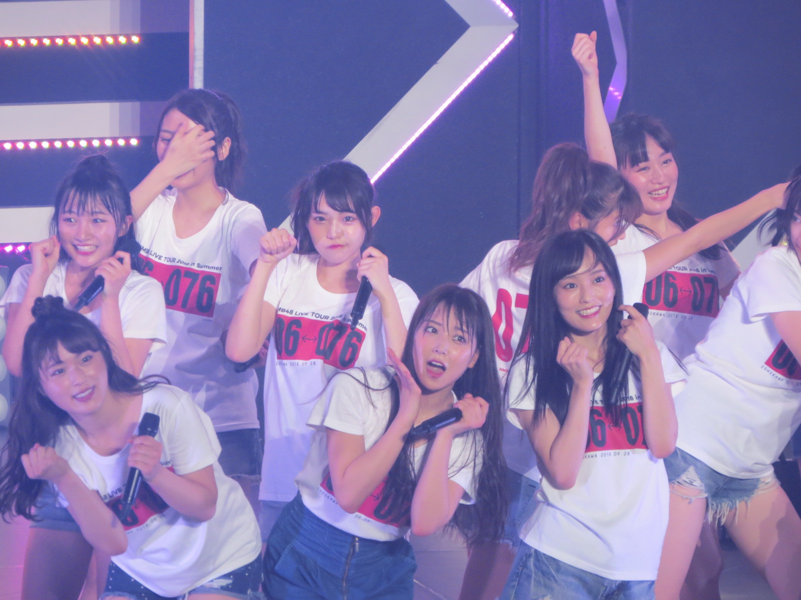 NMB48 LIVE TOUR 2018 in Summer・石川公演の画像-116