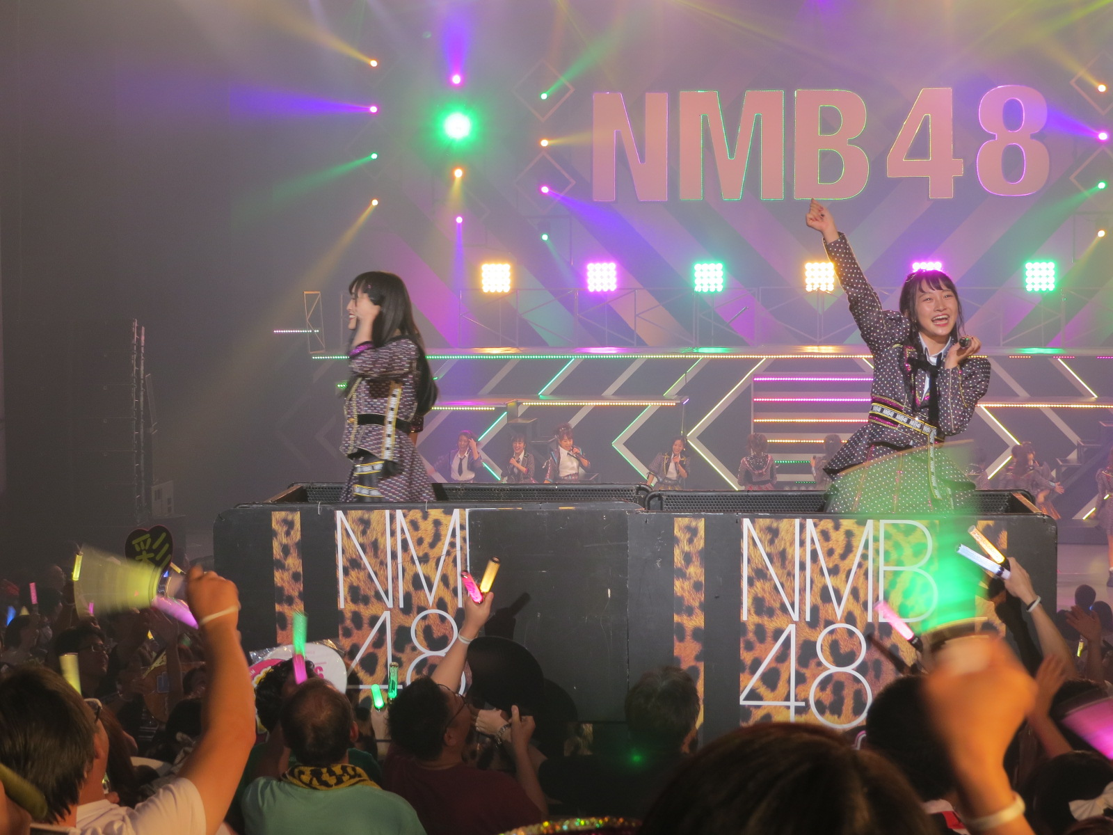 NMB48 LIVE TOUR 2018 in Summer・石川公演の画像-012