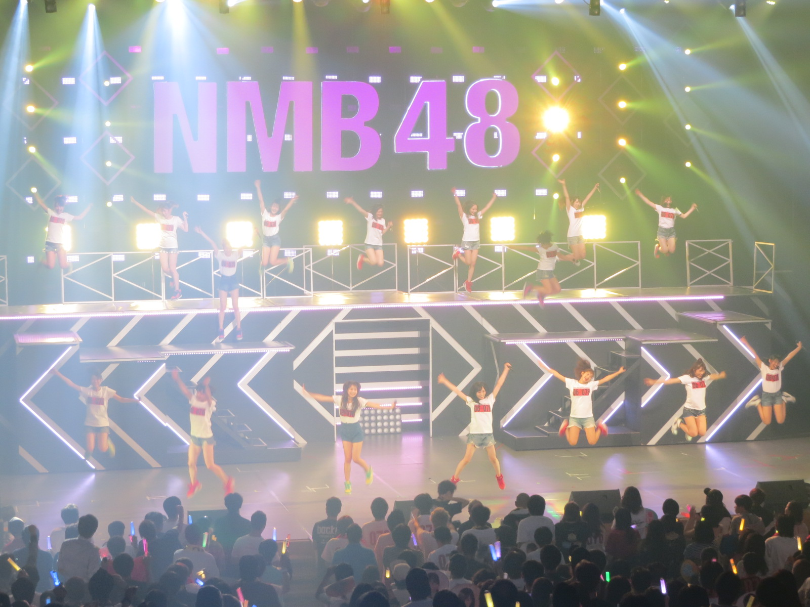 NMB48 LIVE TOUR 2018 in Summer・石川公演の画像-124