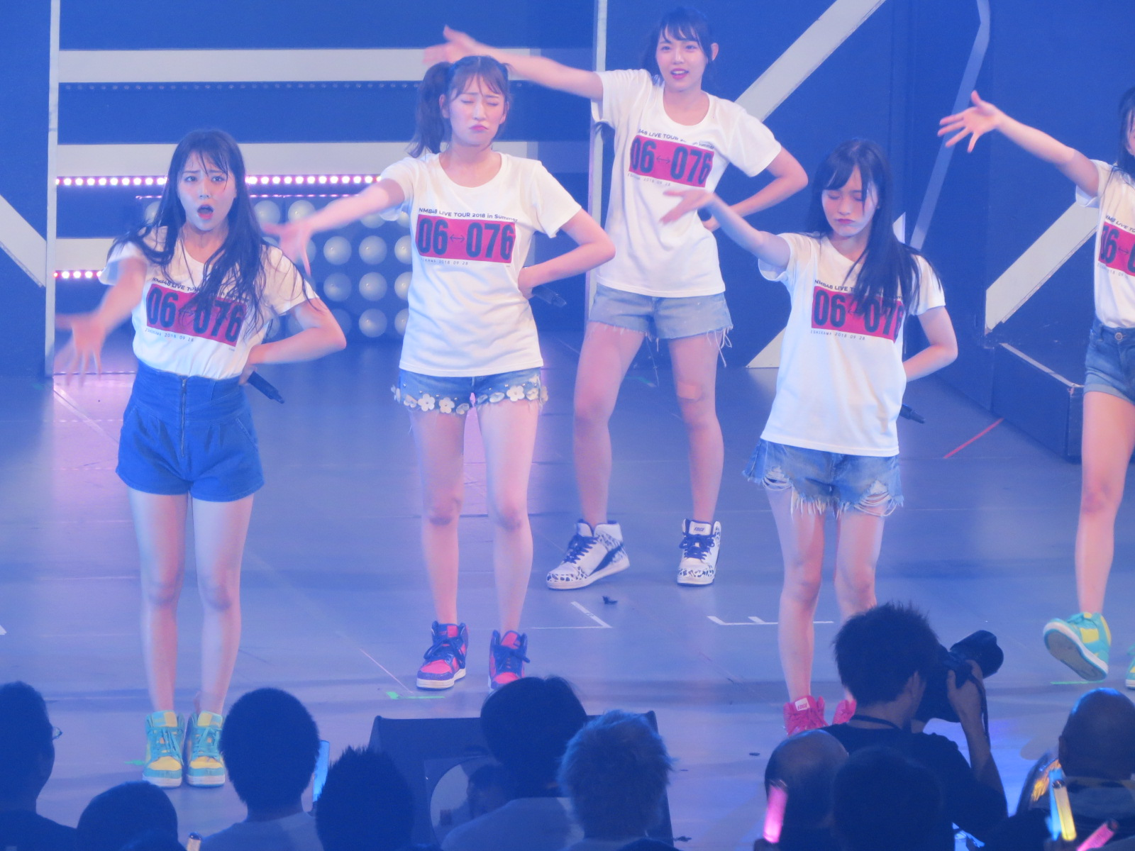 NMB48 LIVE TOUR 2018 in Summer・石川公演の画像-125