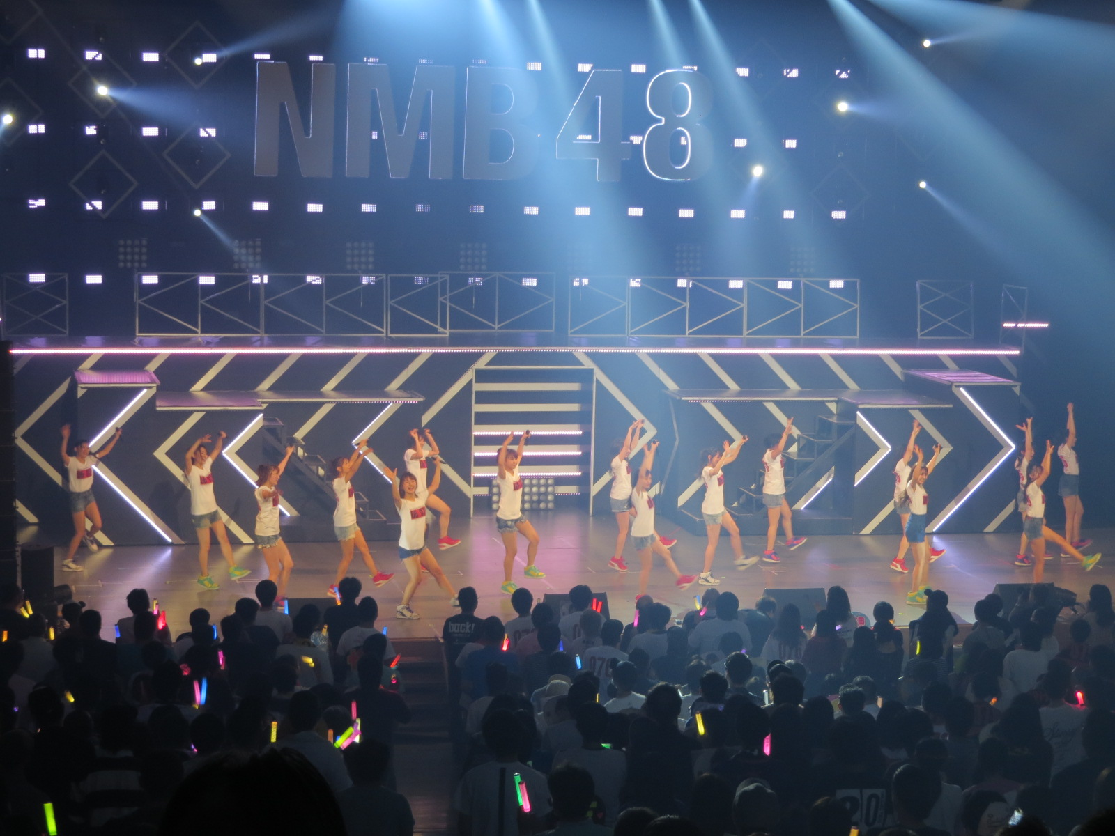 NMB48 LIVE TOUR 2018 in Summer・石川公演の画像-128