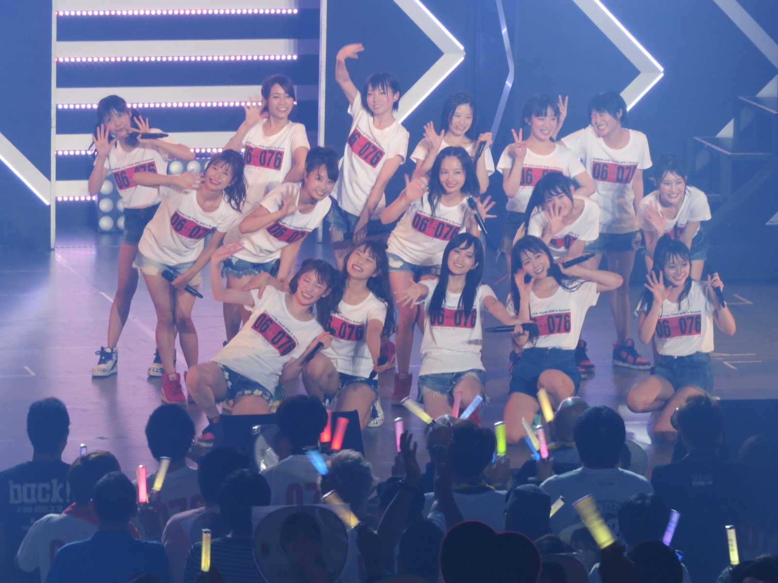 NMB48 LIVE TOUR 2018 in Summer・石川公演の画像-129